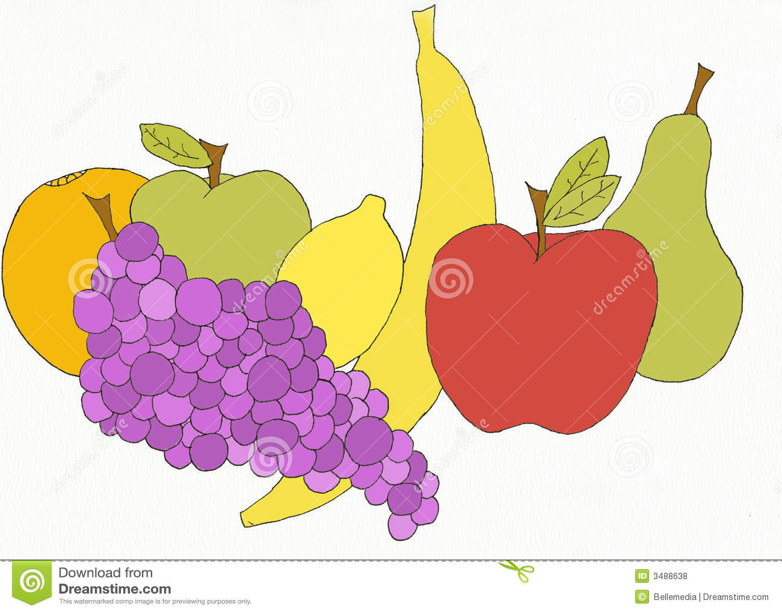Fruta deliciosa