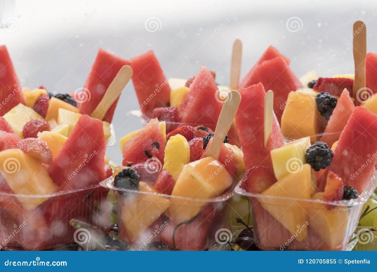 Fruta dulce y fresca