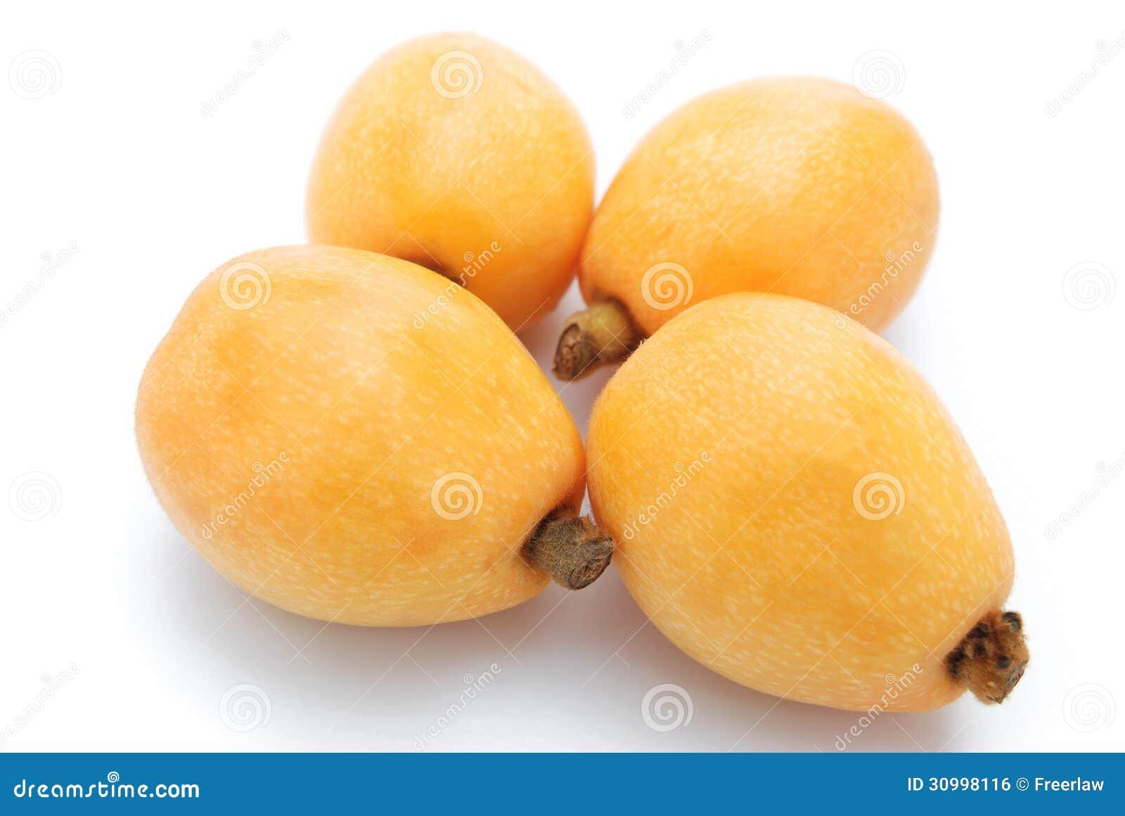 Nispero Fruta Fruta Fresca Del n Spero Del