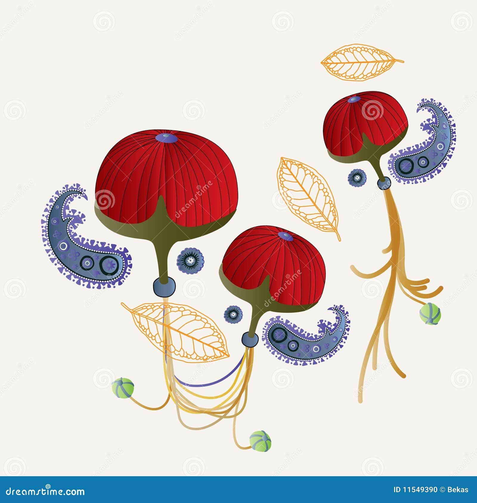 Fruta roja