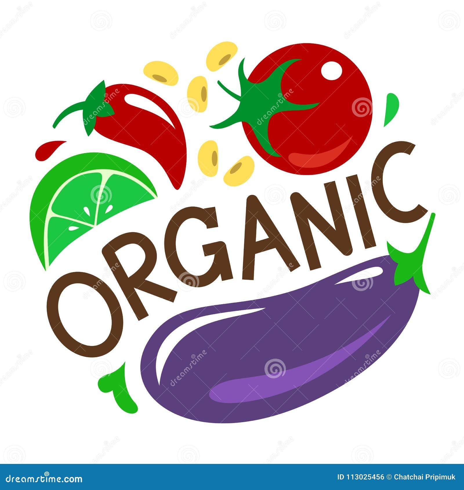 Fruta y verdura gráfica junto, vector