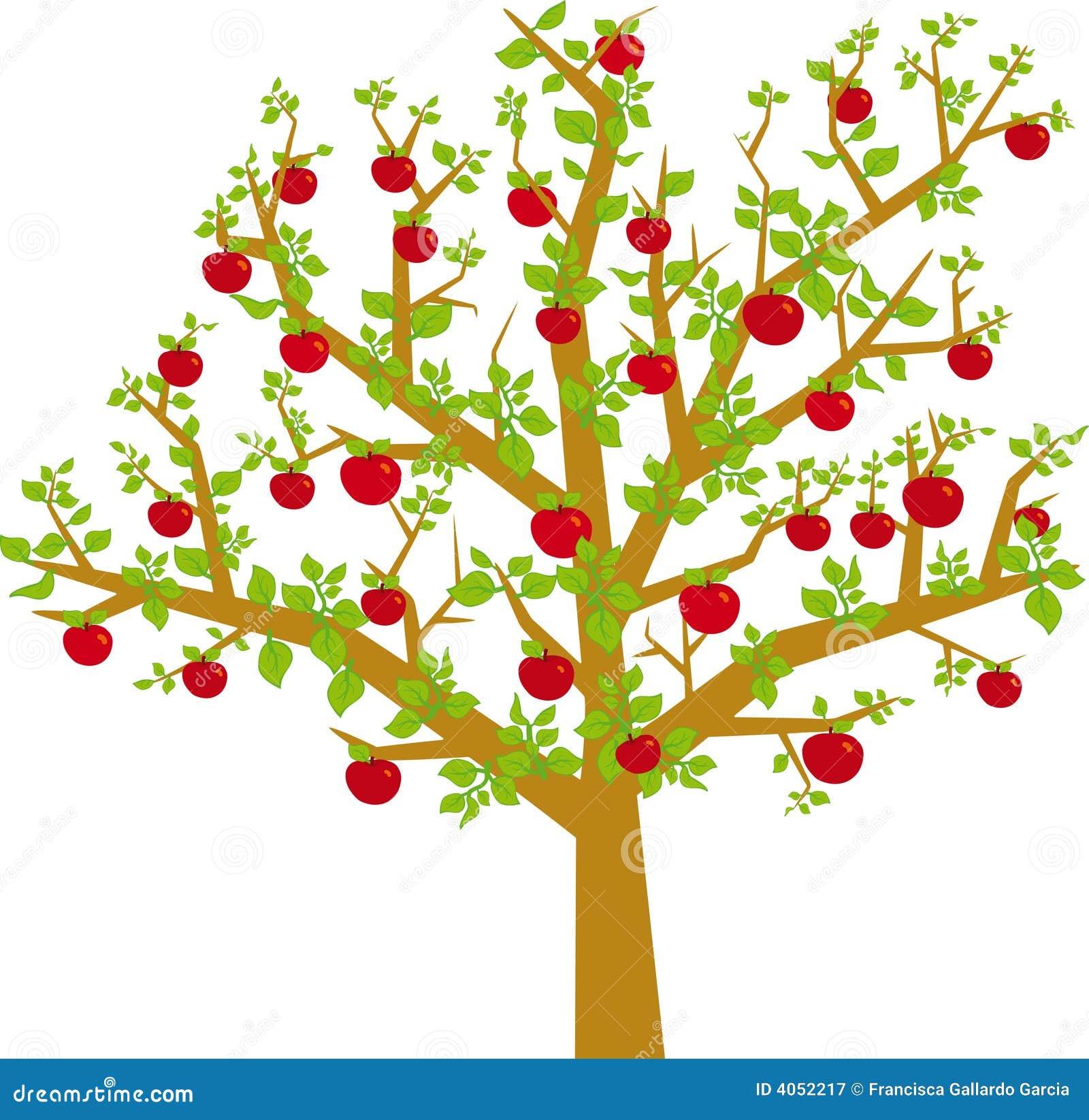 Frutas de Arbol (vetor)