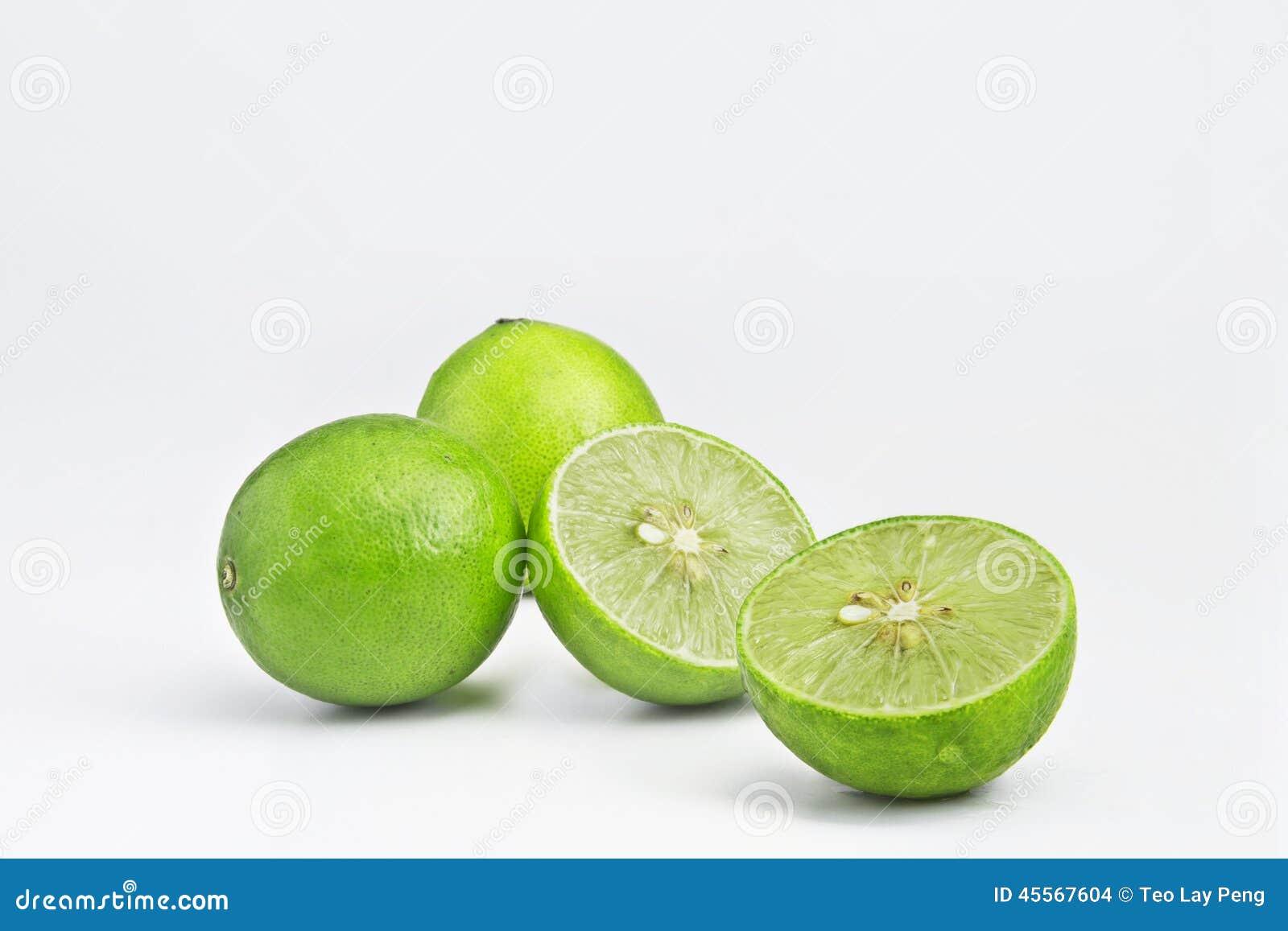 Frutas de la cal