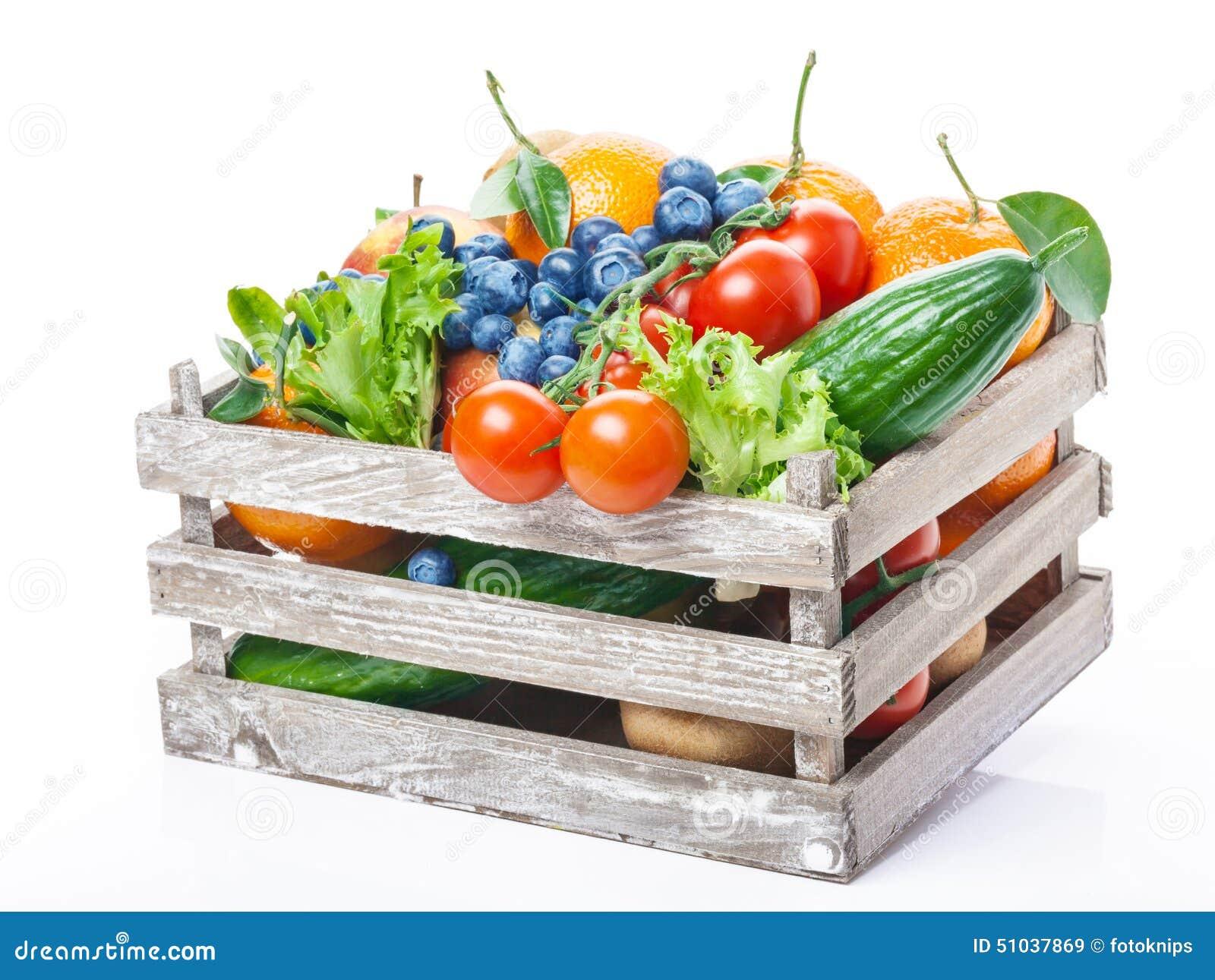 Frutas E Legumes Caixa De Madeira Foto de Stock Imagem: 51037869 #BF320C 1300x1066
