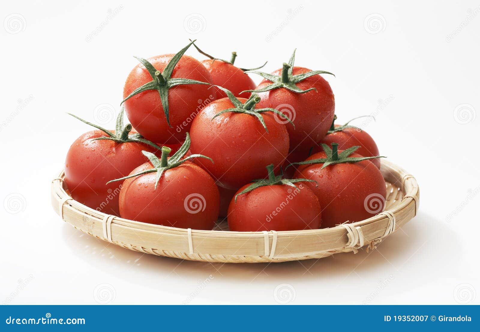 Frutas frescas do tomate