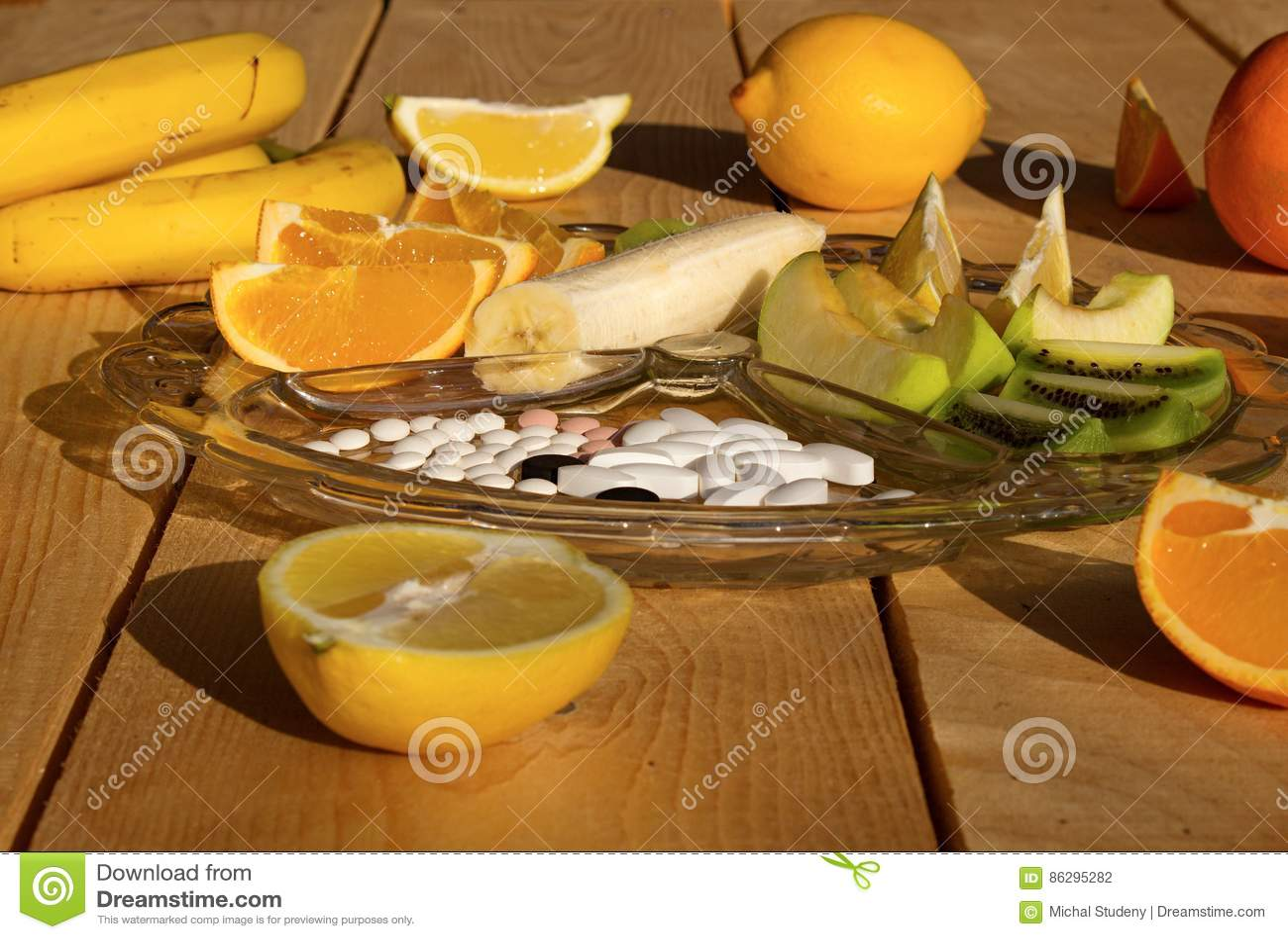 Frutas y drogas