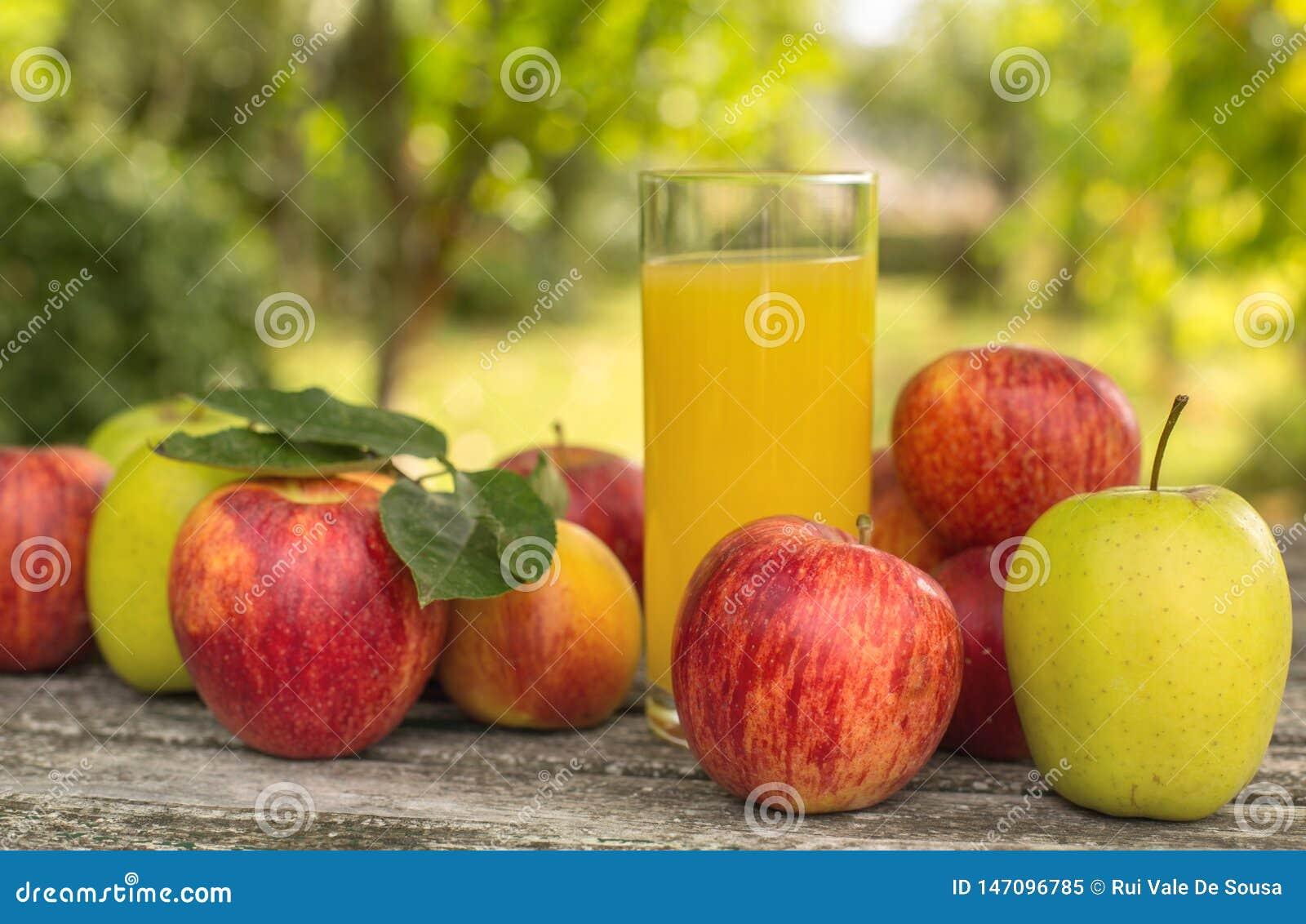 Frutas y jugo