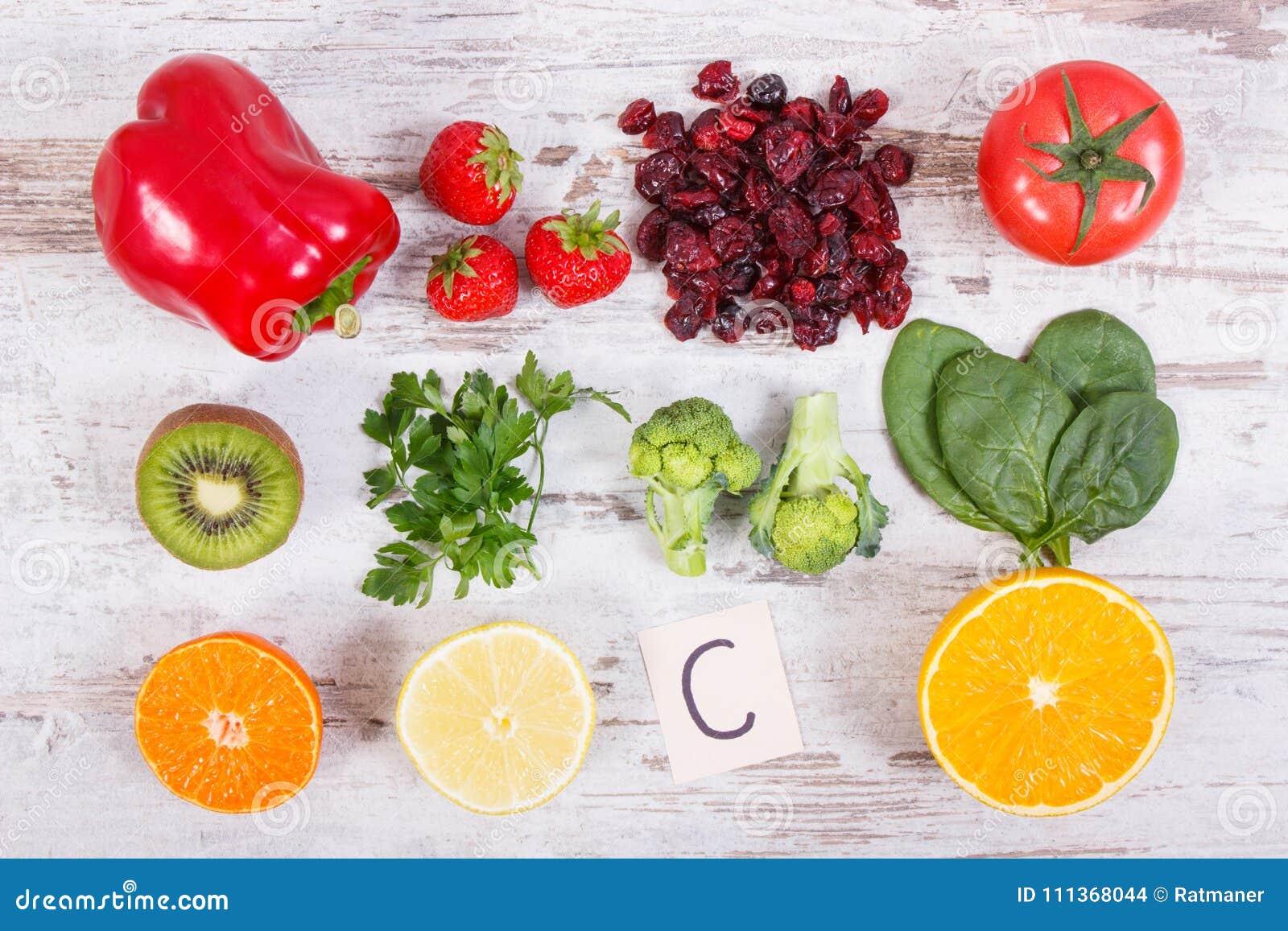 frutas y vegetales que contengan vitamina a