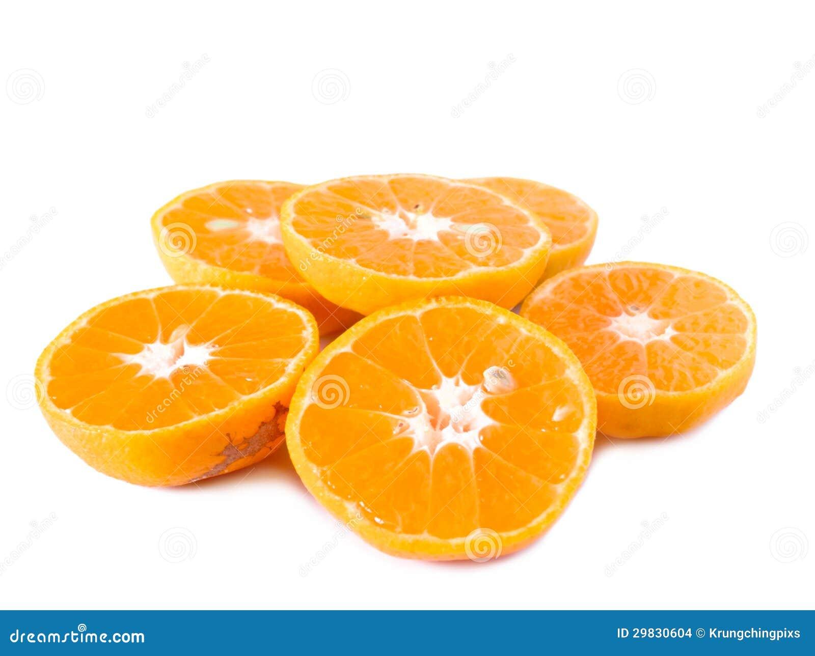 Fruto alaranjado