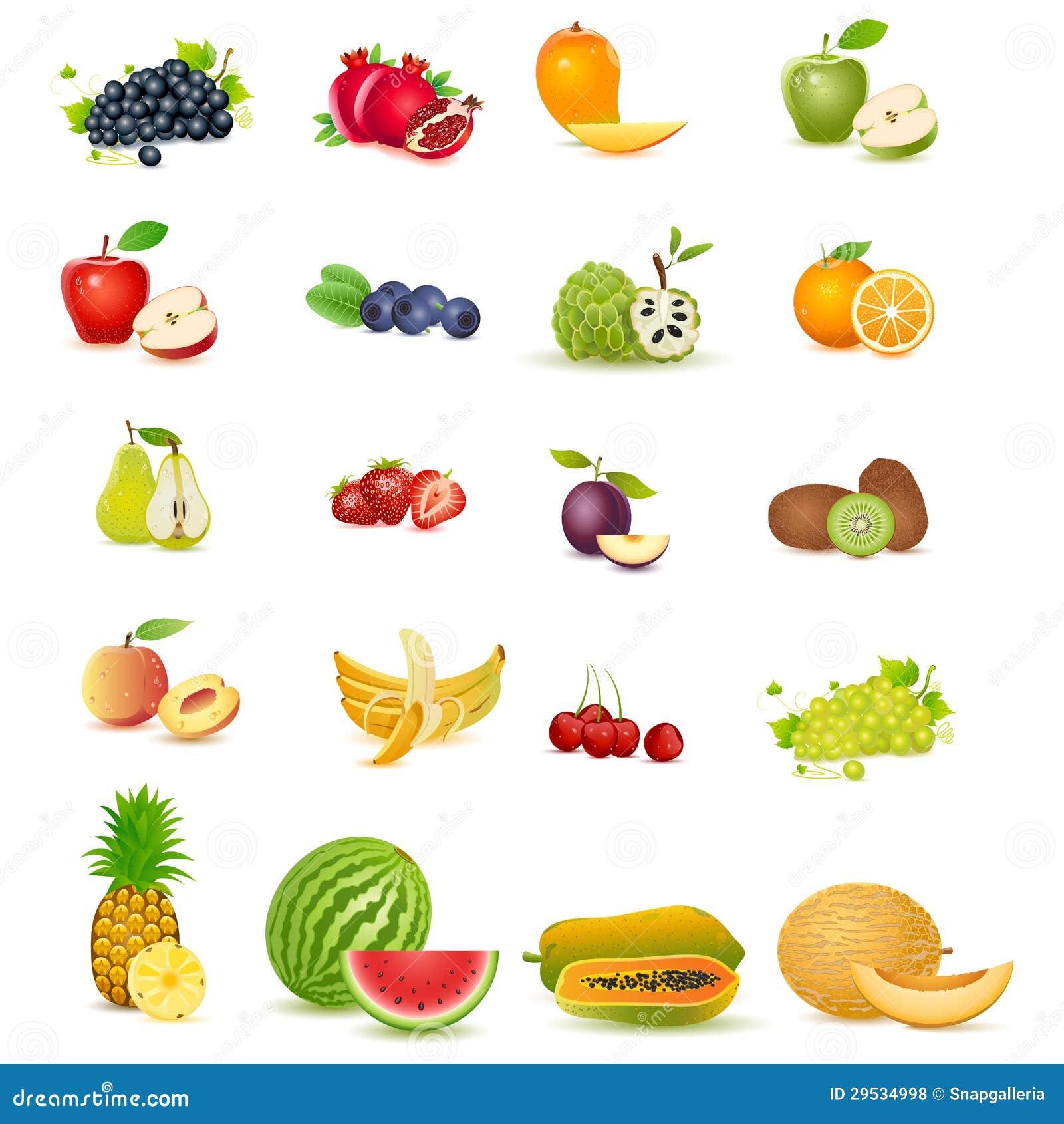 Fruto fresco