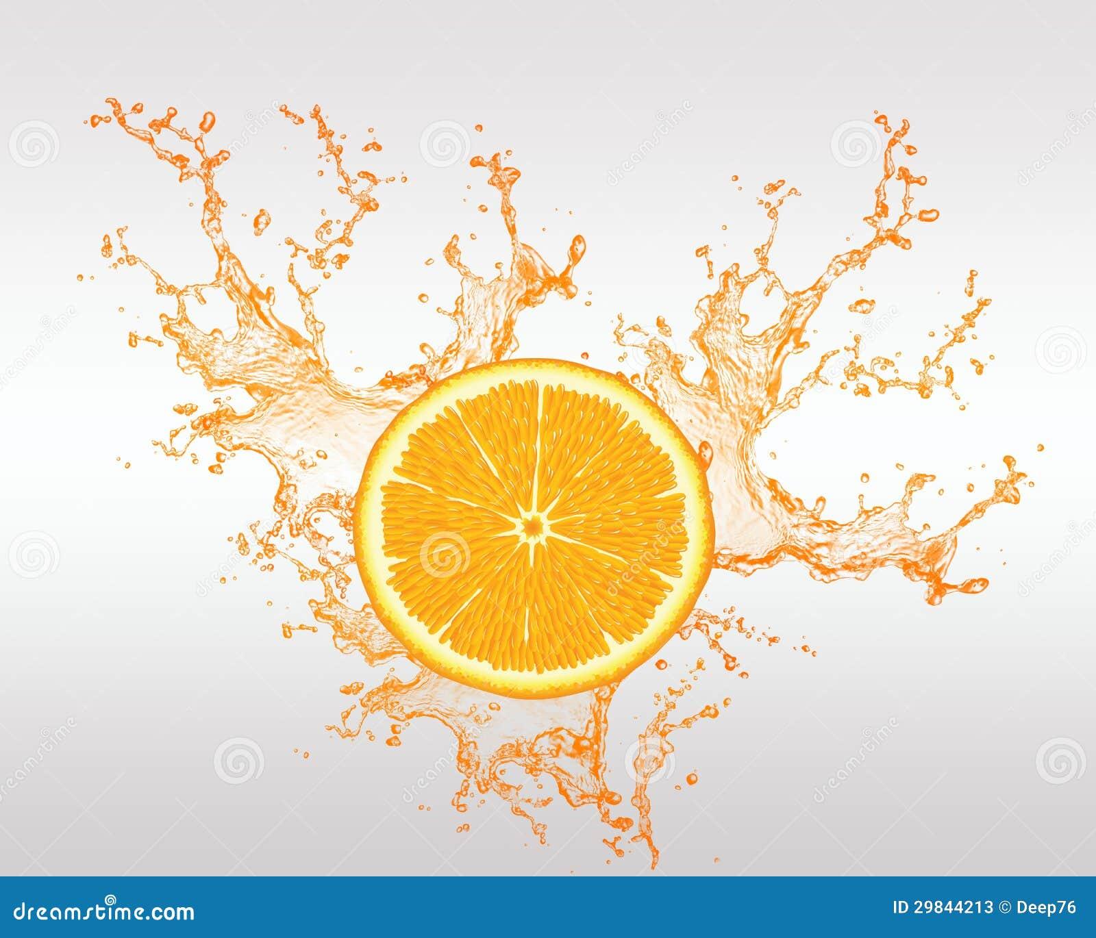 Fruto fresco e suco de fruto Backround