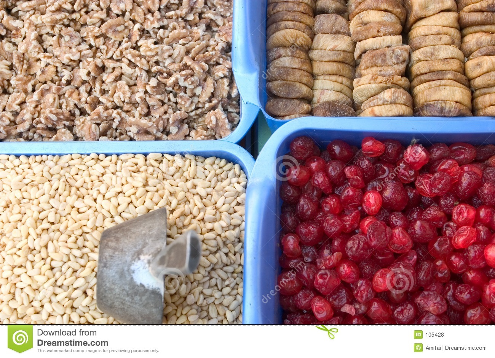 Frutos secos Assorted