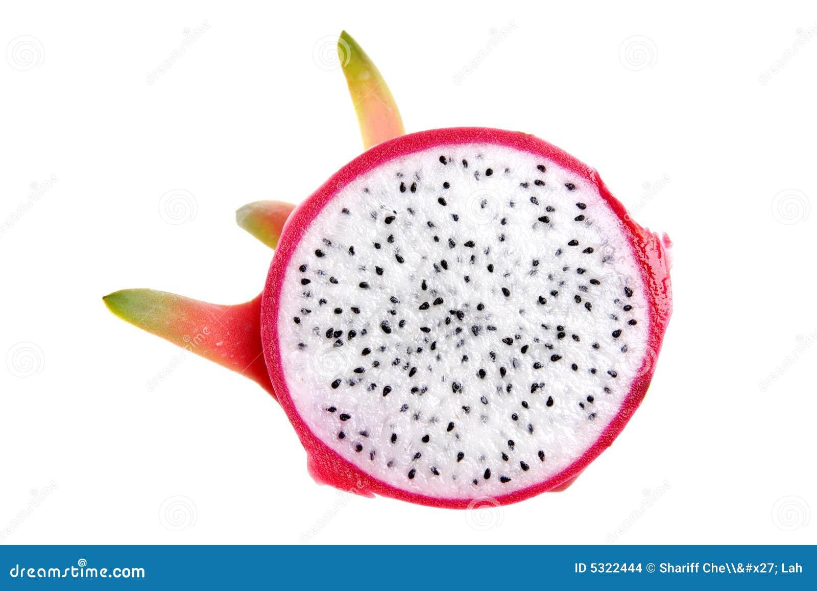 Download Frutta del drago fotografia stock. Immagine di fresco - 5322444