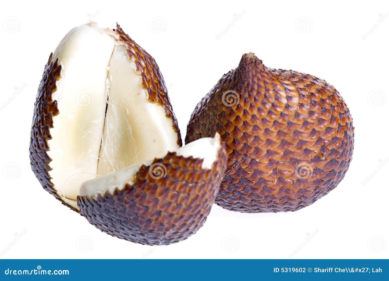Download Frutta del serpente fotografia stock. Immagine di maturo - 5319602