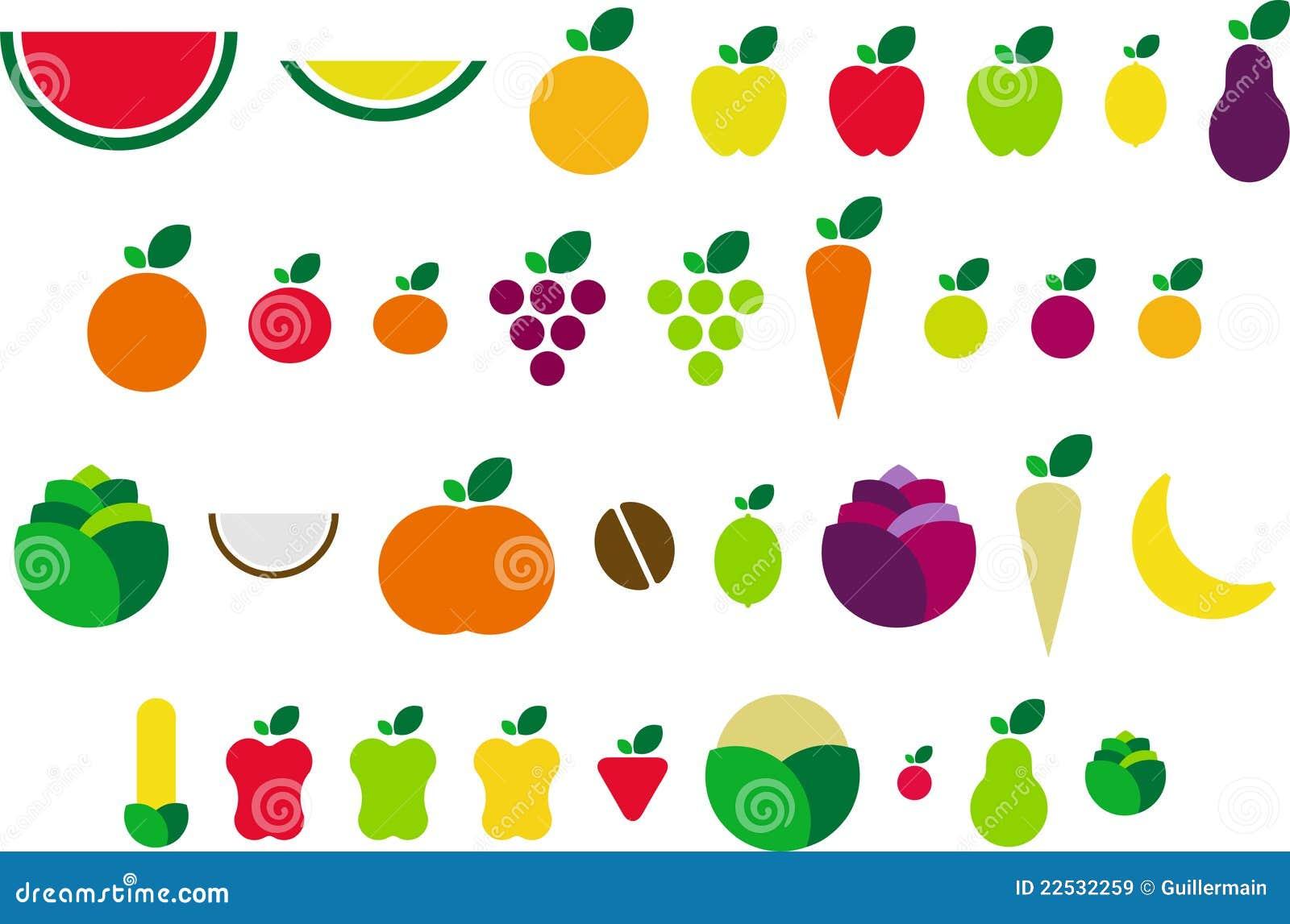 Frutta e verdure immagini stock libere da diritti - Immagine di frutta e verdura ...