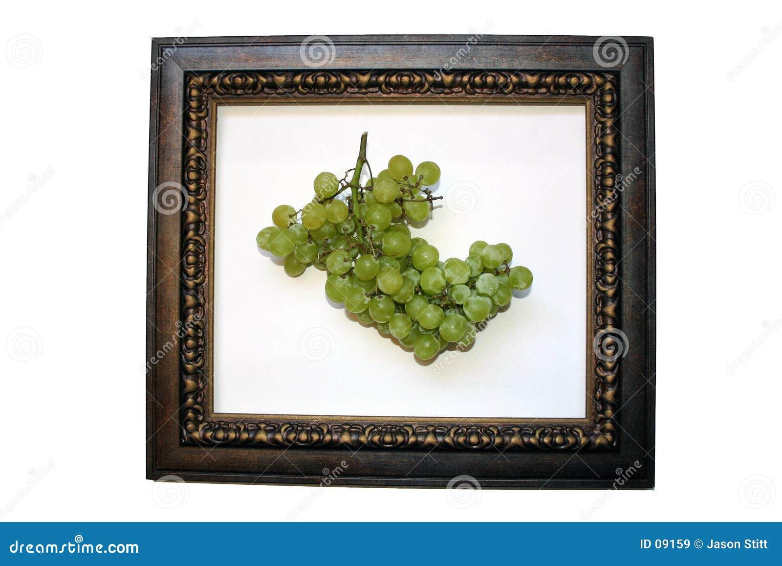 Frutta nel telaio 1