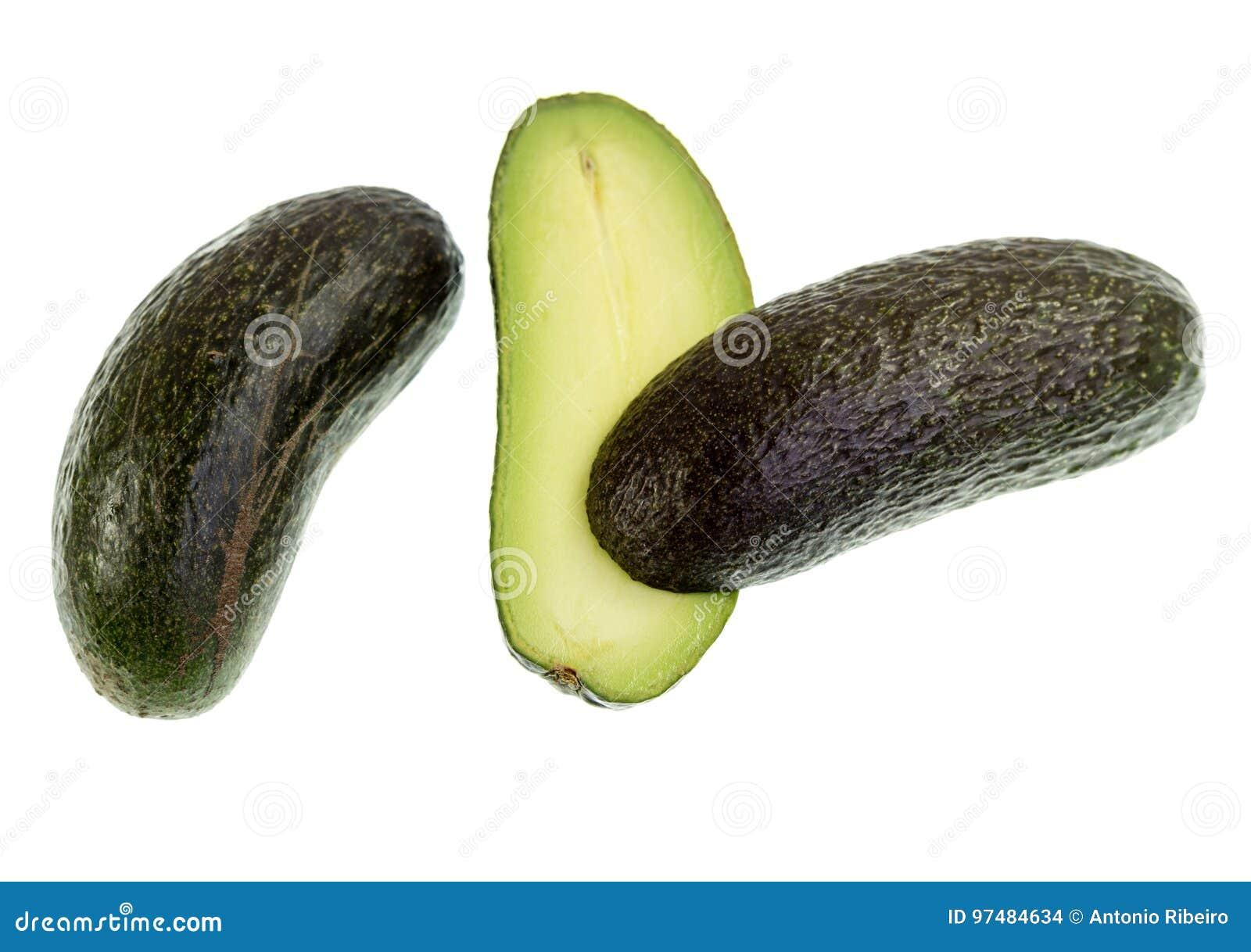 Frutta senza semi dell avocado