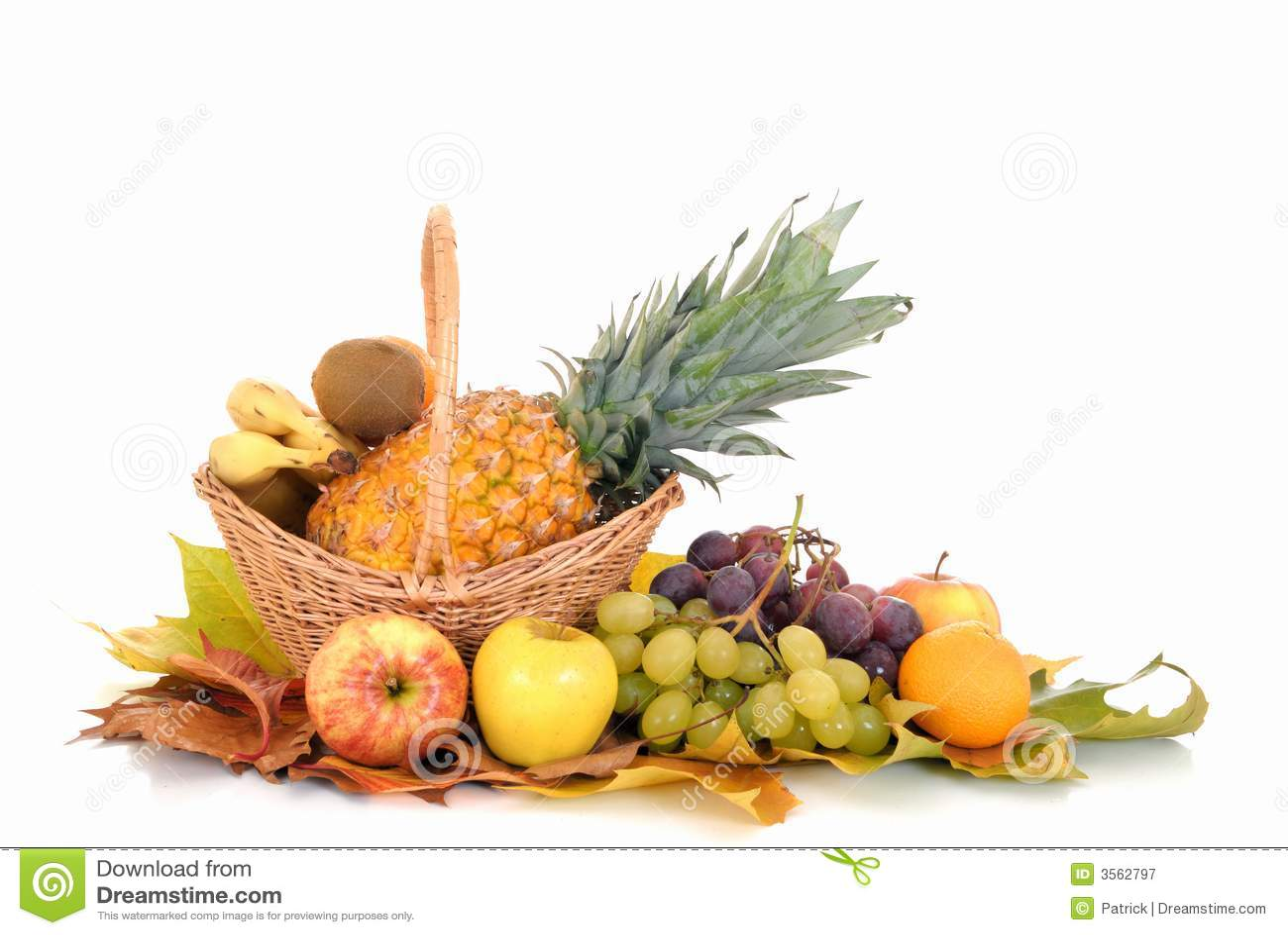 Frutta stagionale fresca