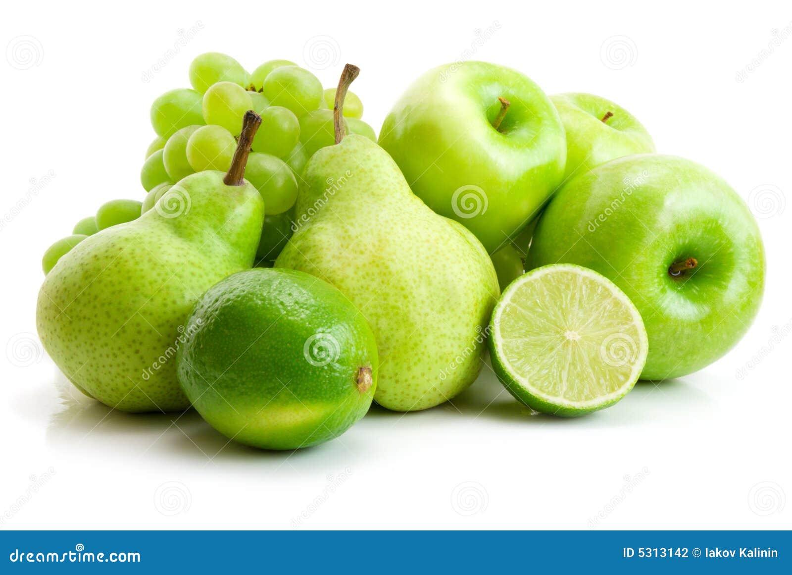 Download Frutta verde fotografia stock. Immagine di verde, abbondanza - 5313142