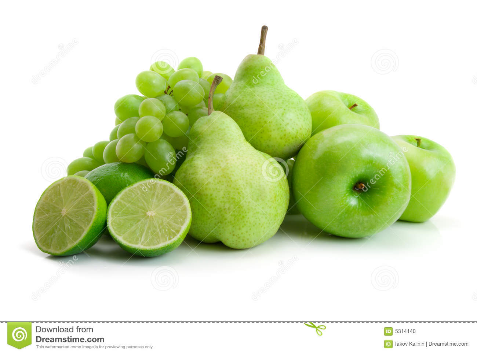 Frutta verde