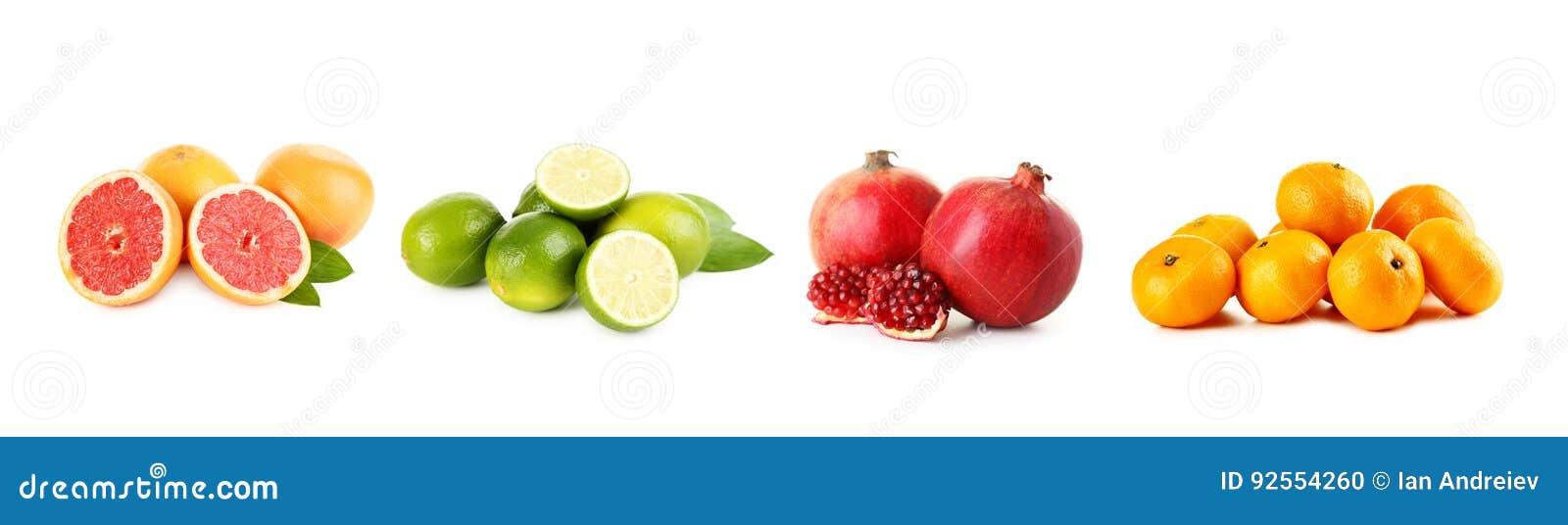 Frutti differenti