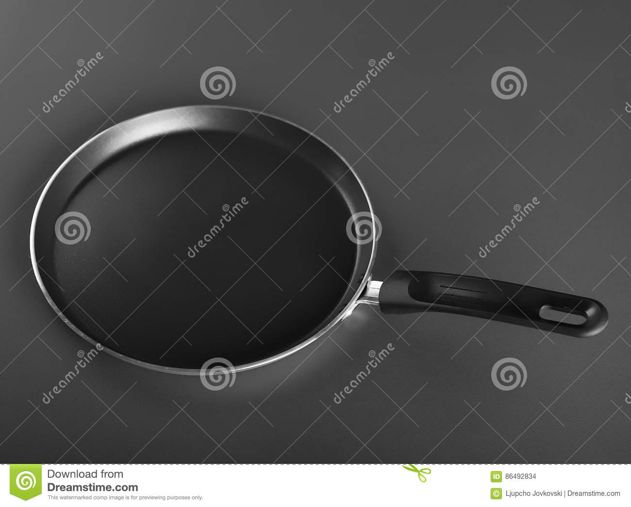 Fry pan, perfect for your pancakes