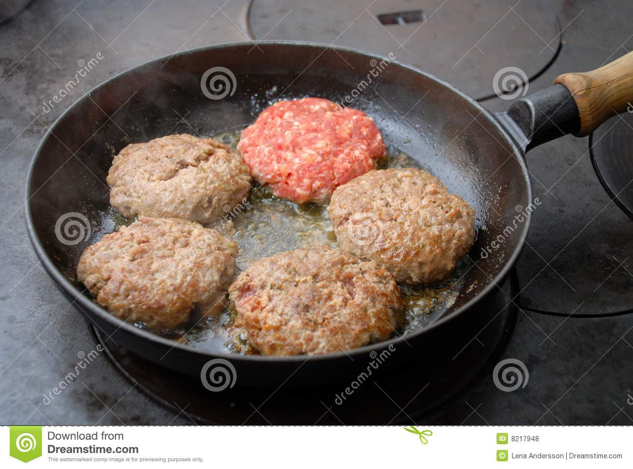 How To Cook A Burger In Pan