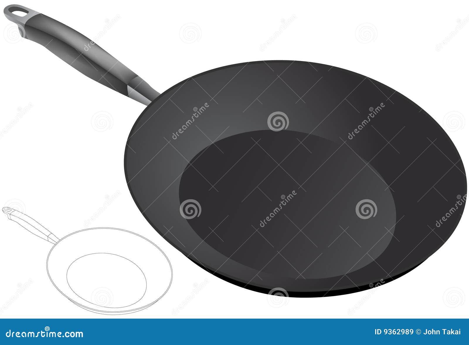Frying Pan - 3D