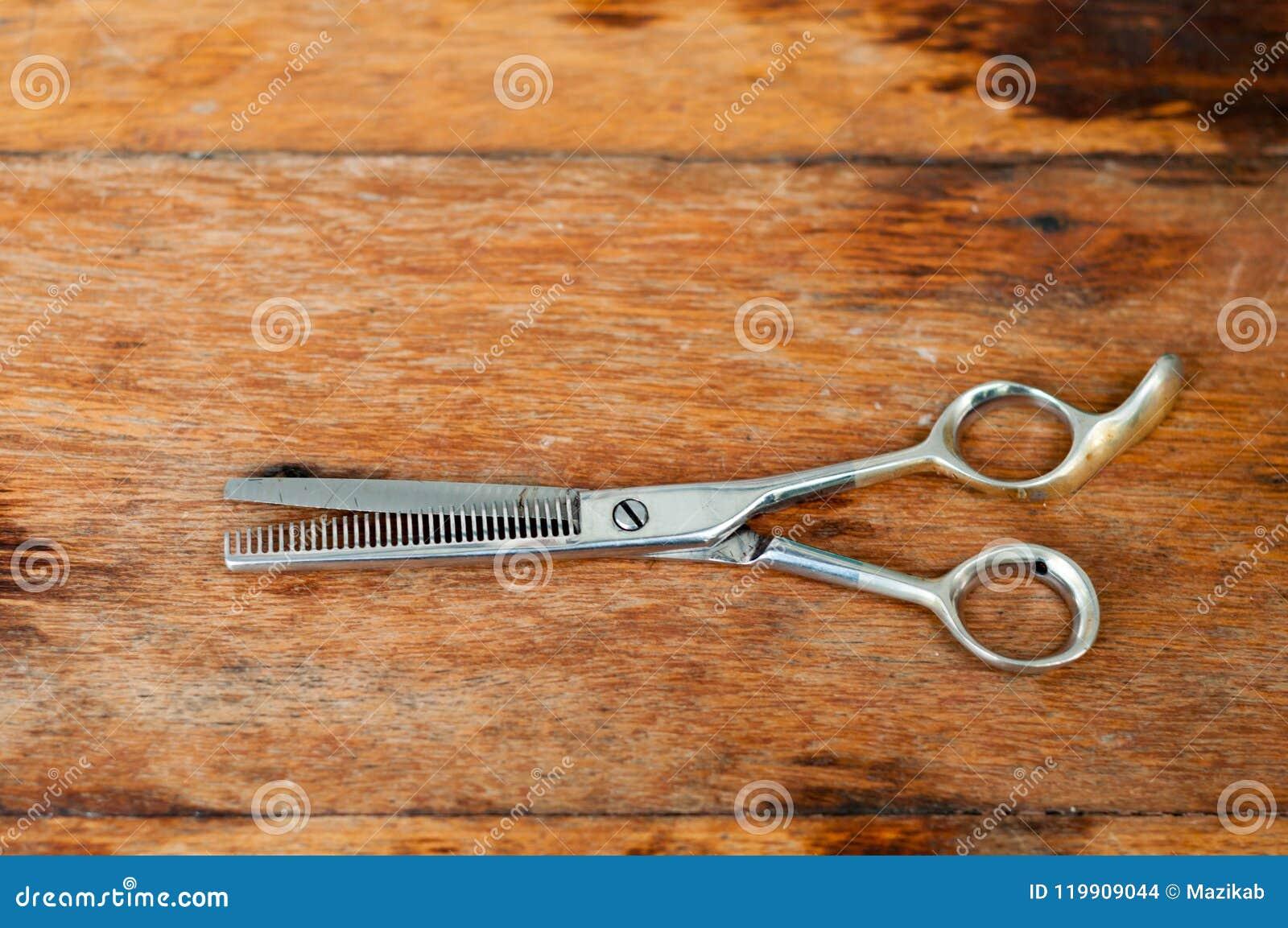 Fryzjerów męskich nożyce