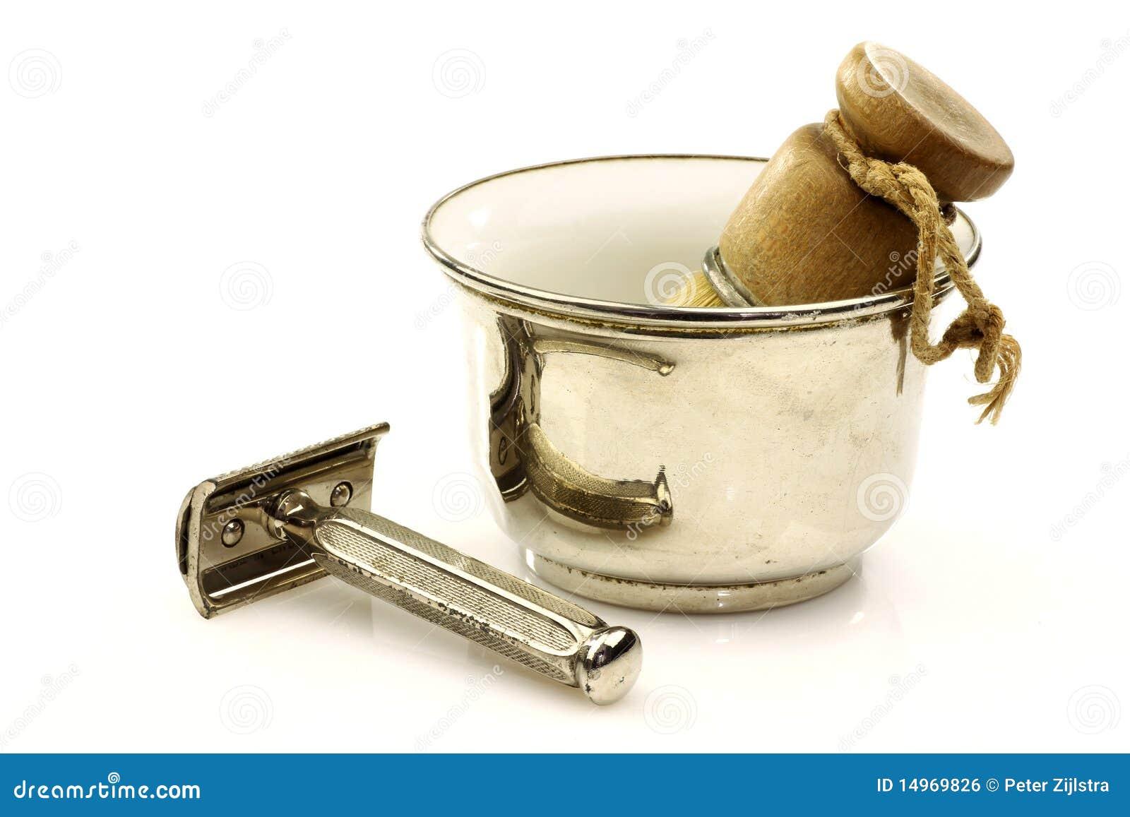 Fryzjer męski wytłaczać wzory rocznika