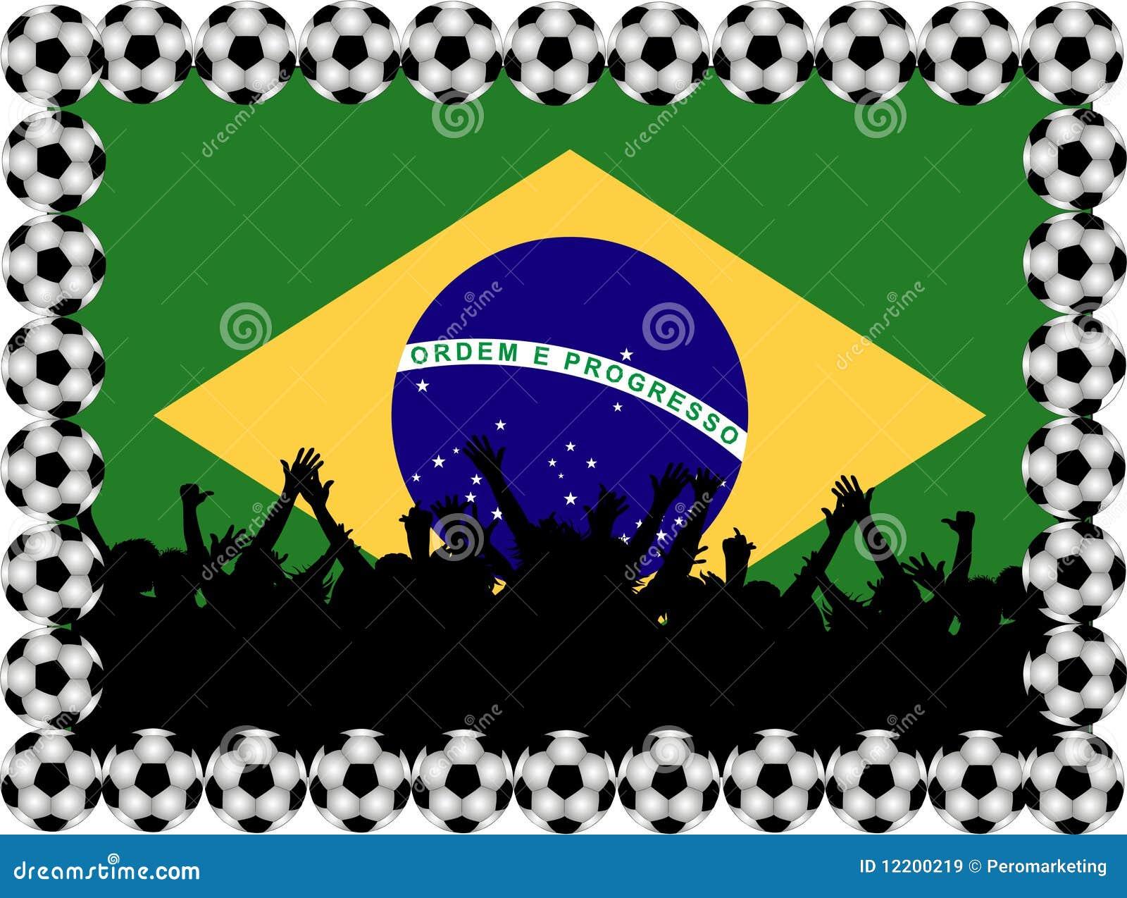 Fußbalgebläse Brasilien