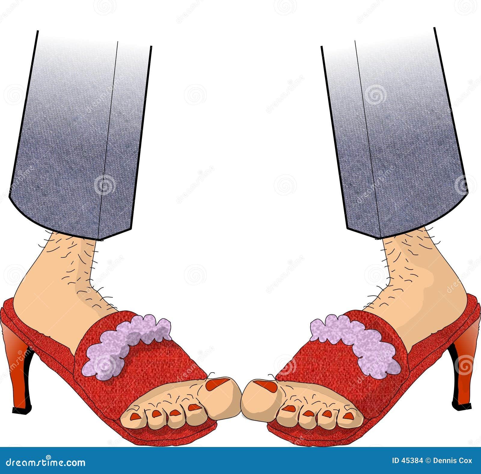 Fußbekleidung