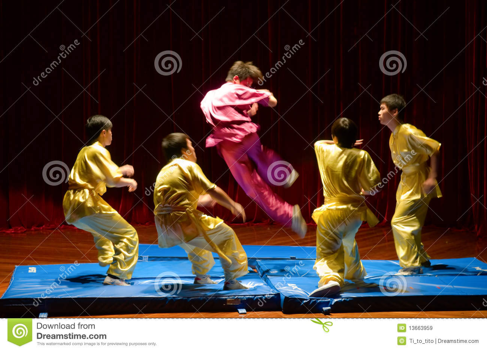 Fu chiński kung