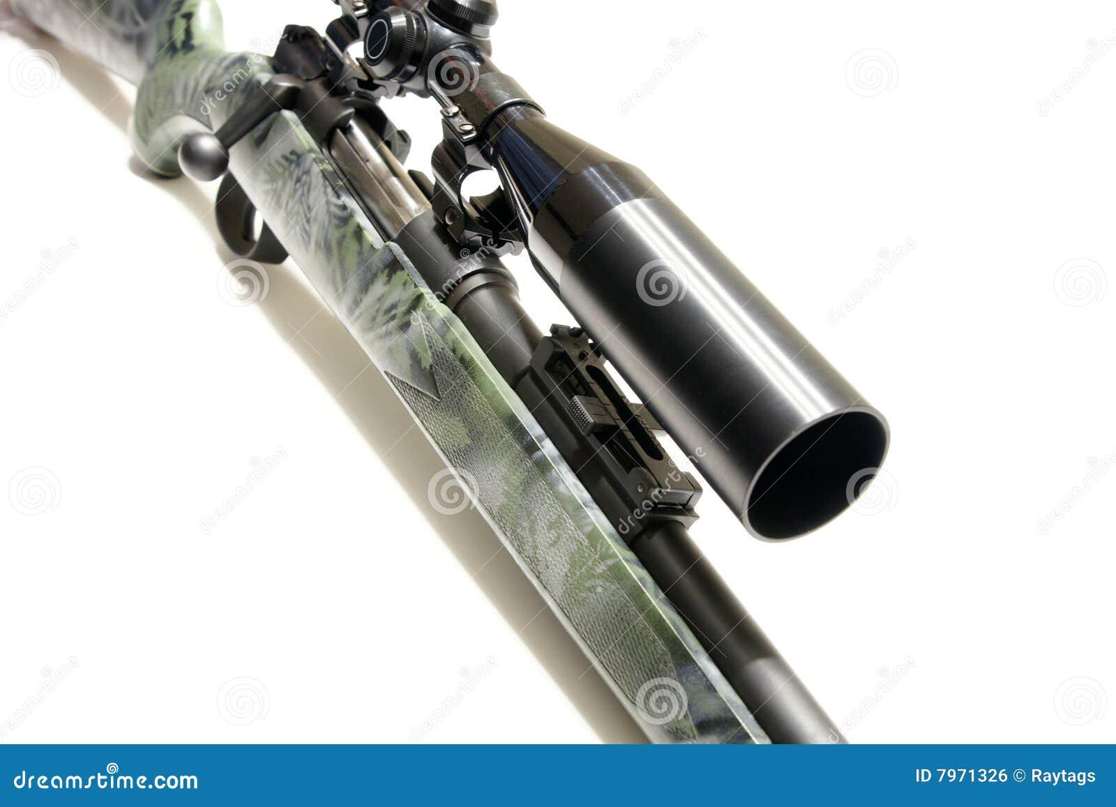 Fucile con portata