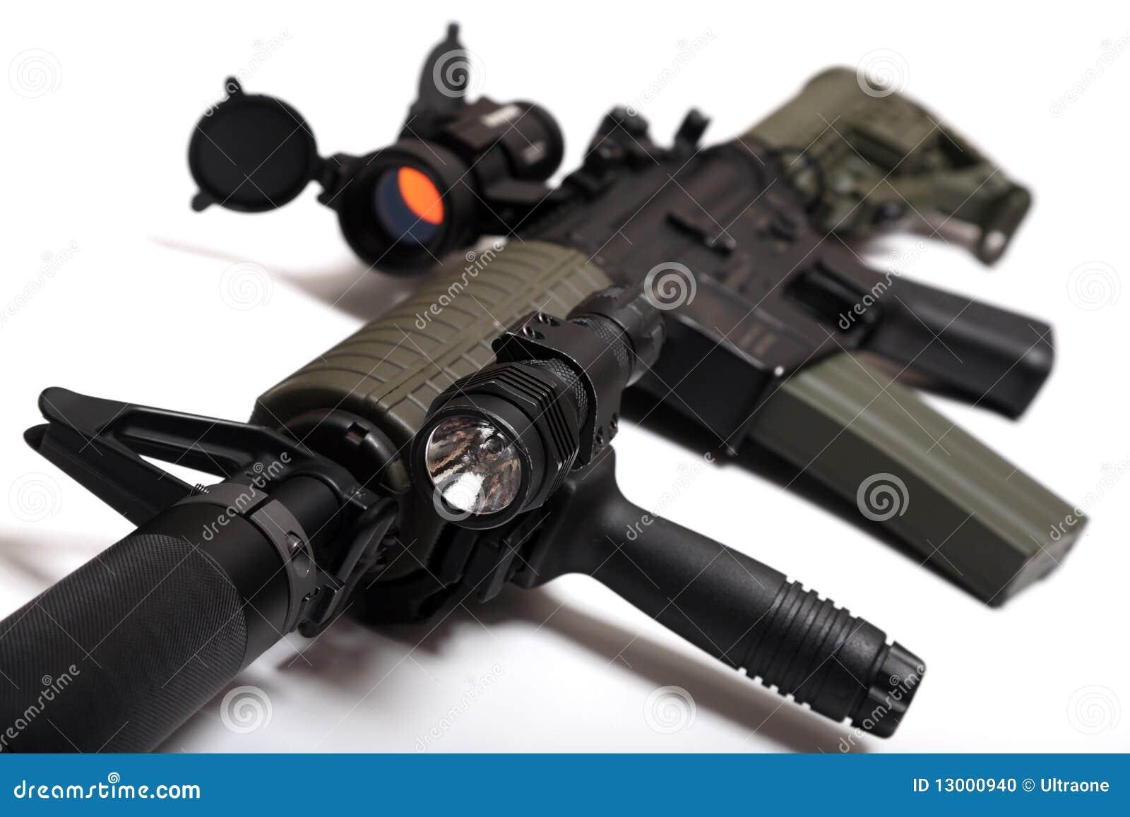 Fucile di assalto su ordinazione M4A1 per contrac paramilitare