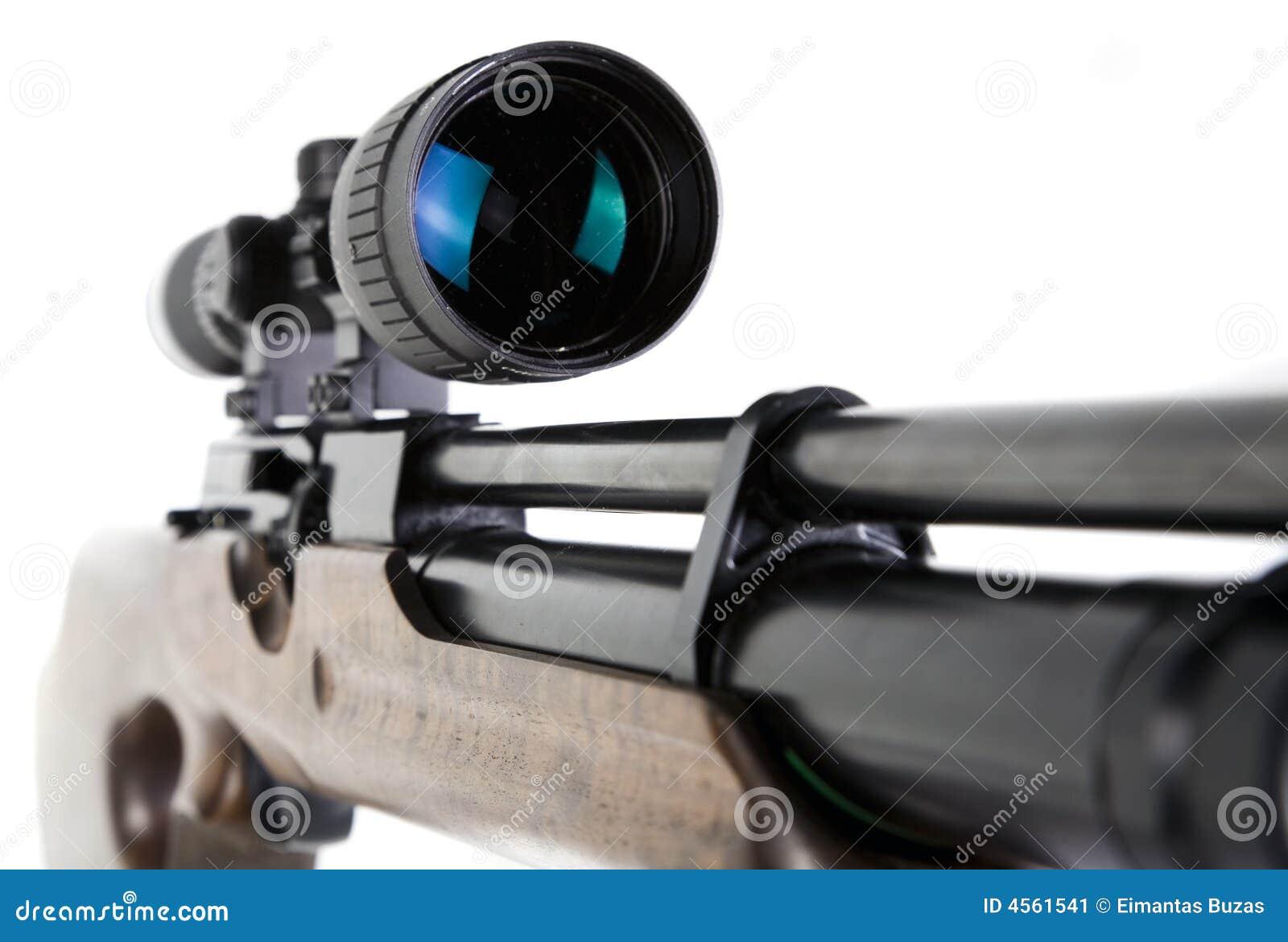 Fucile e portata del tiratore franco