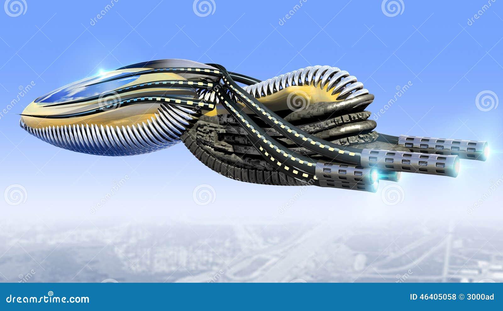 Fuco militare futuristico per i giochi di fantasia