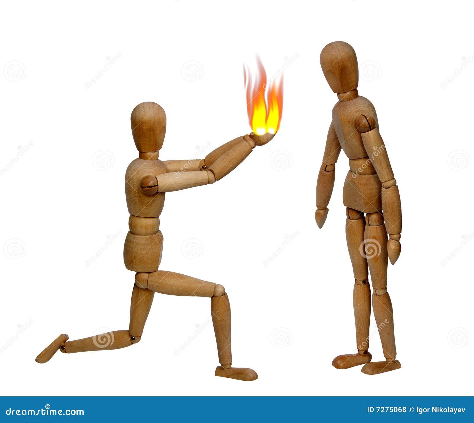 Fuego del amor