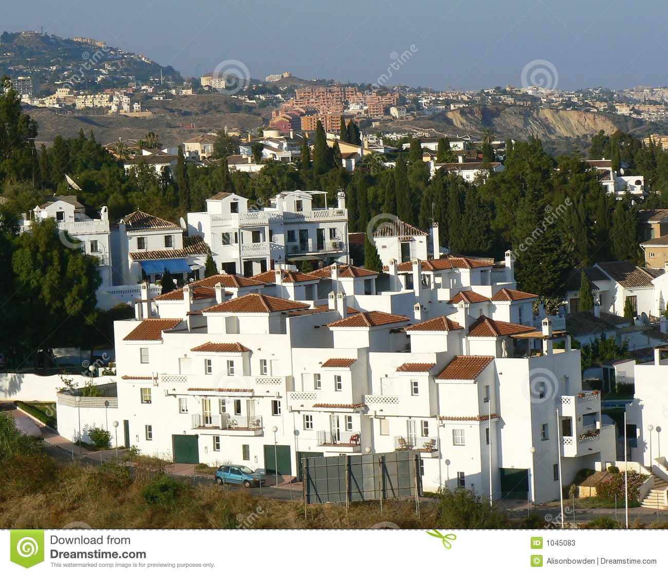 Fuengirola Spain  city images : Fuengirola Spain Stock Photos Image: 1045083