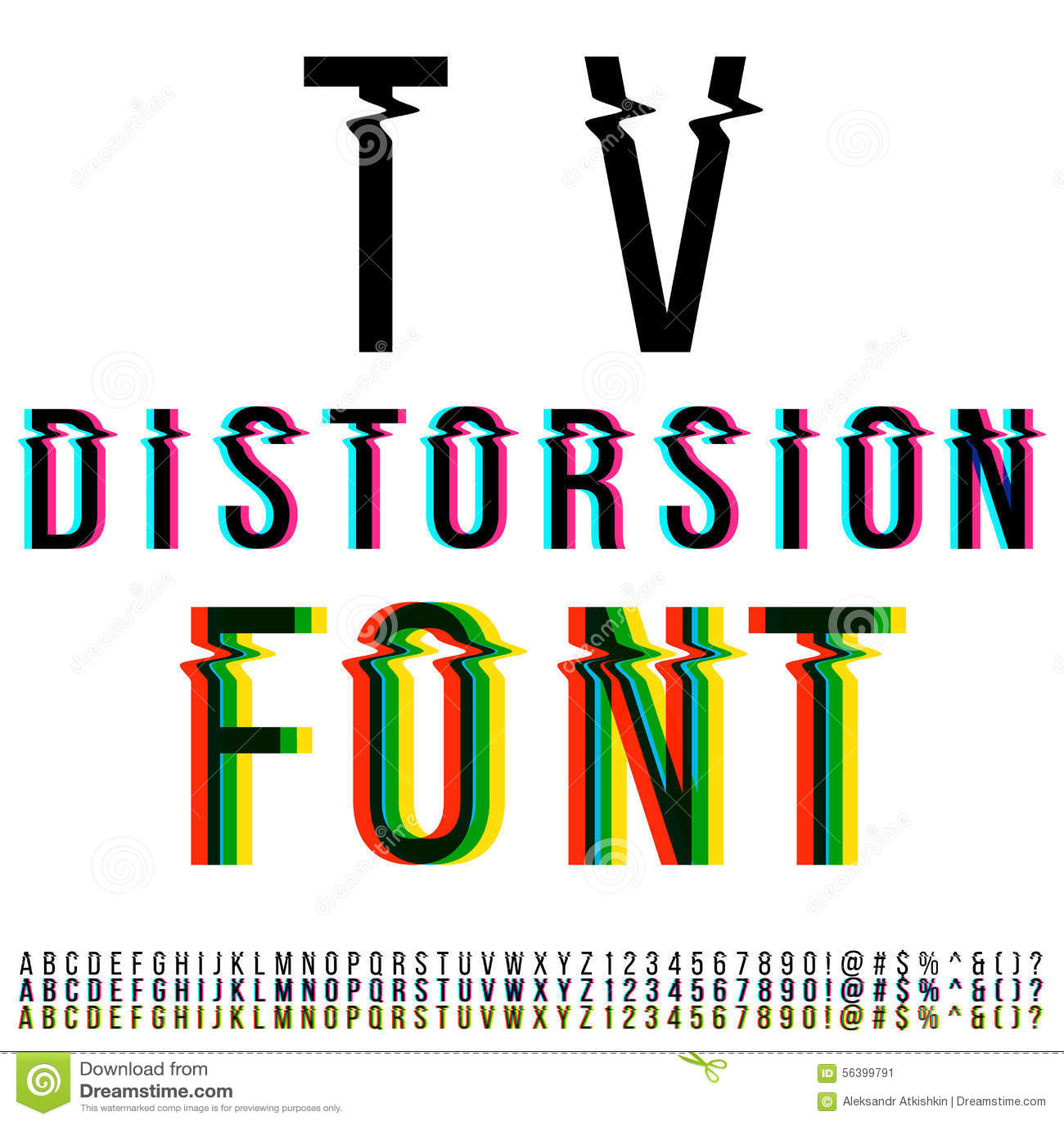 Fuente de la distorsión