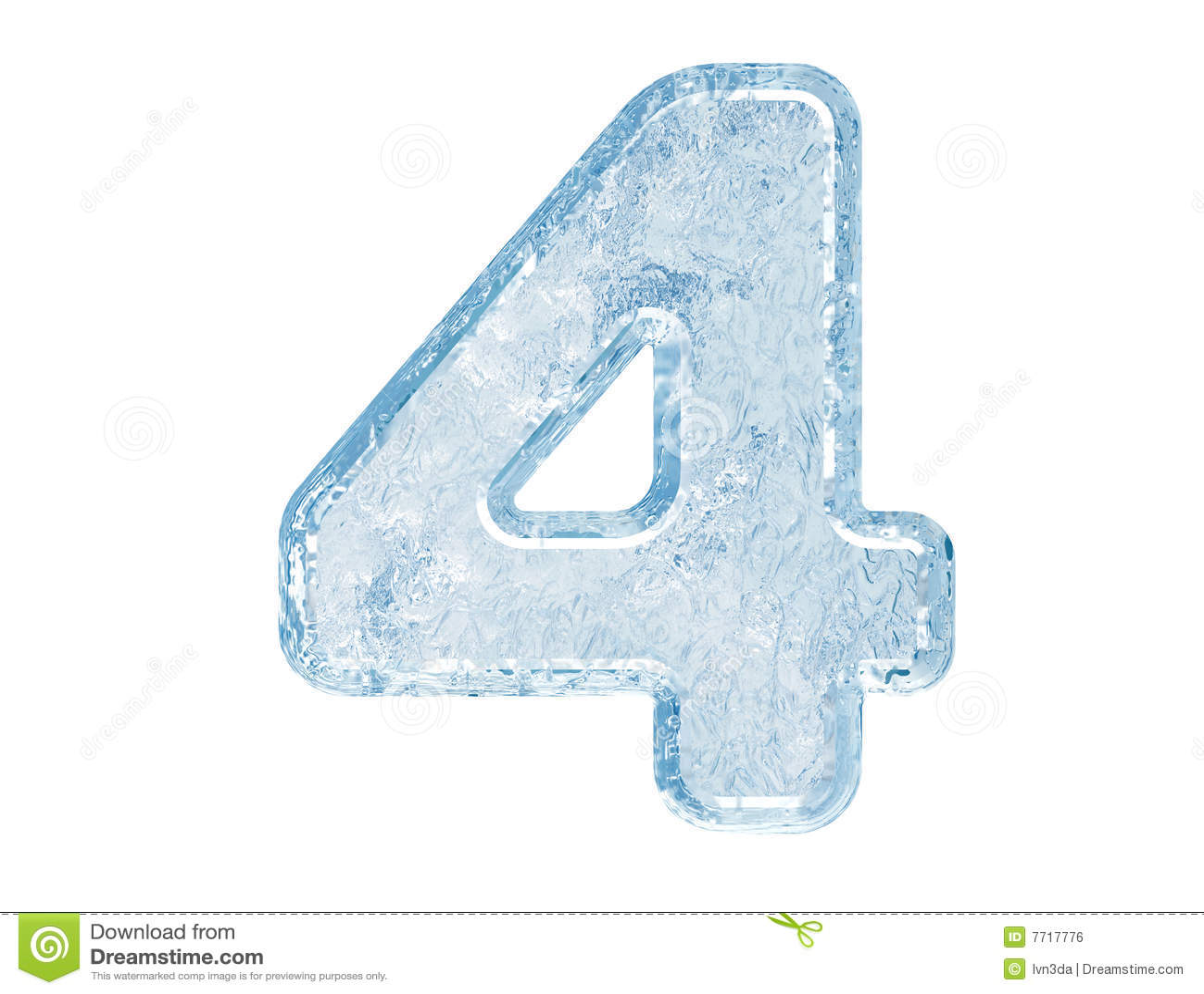 Fuente del hielo. Número cuatro