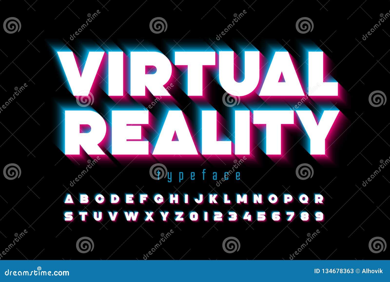 Fuente moderna, realidad virtual