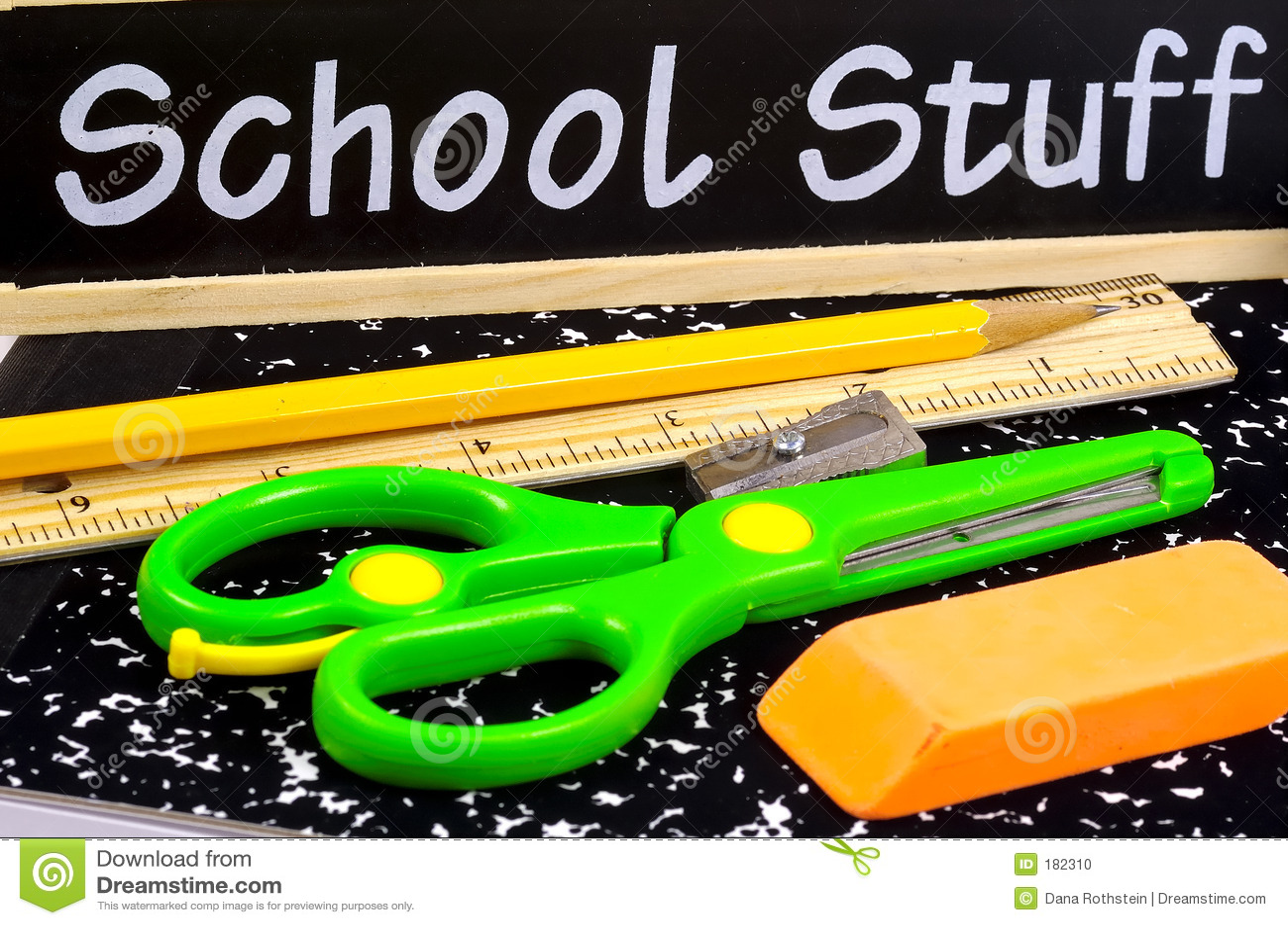 Fuentes de escuela