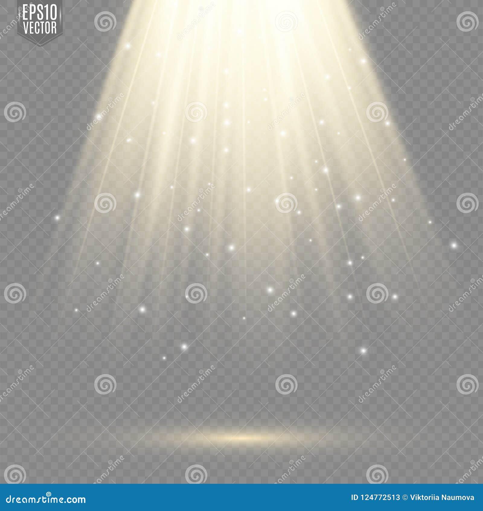 Fuentes de luz, iluminación del concierto, proyectores Proyector del concierto con el haz, proyectores iluminados