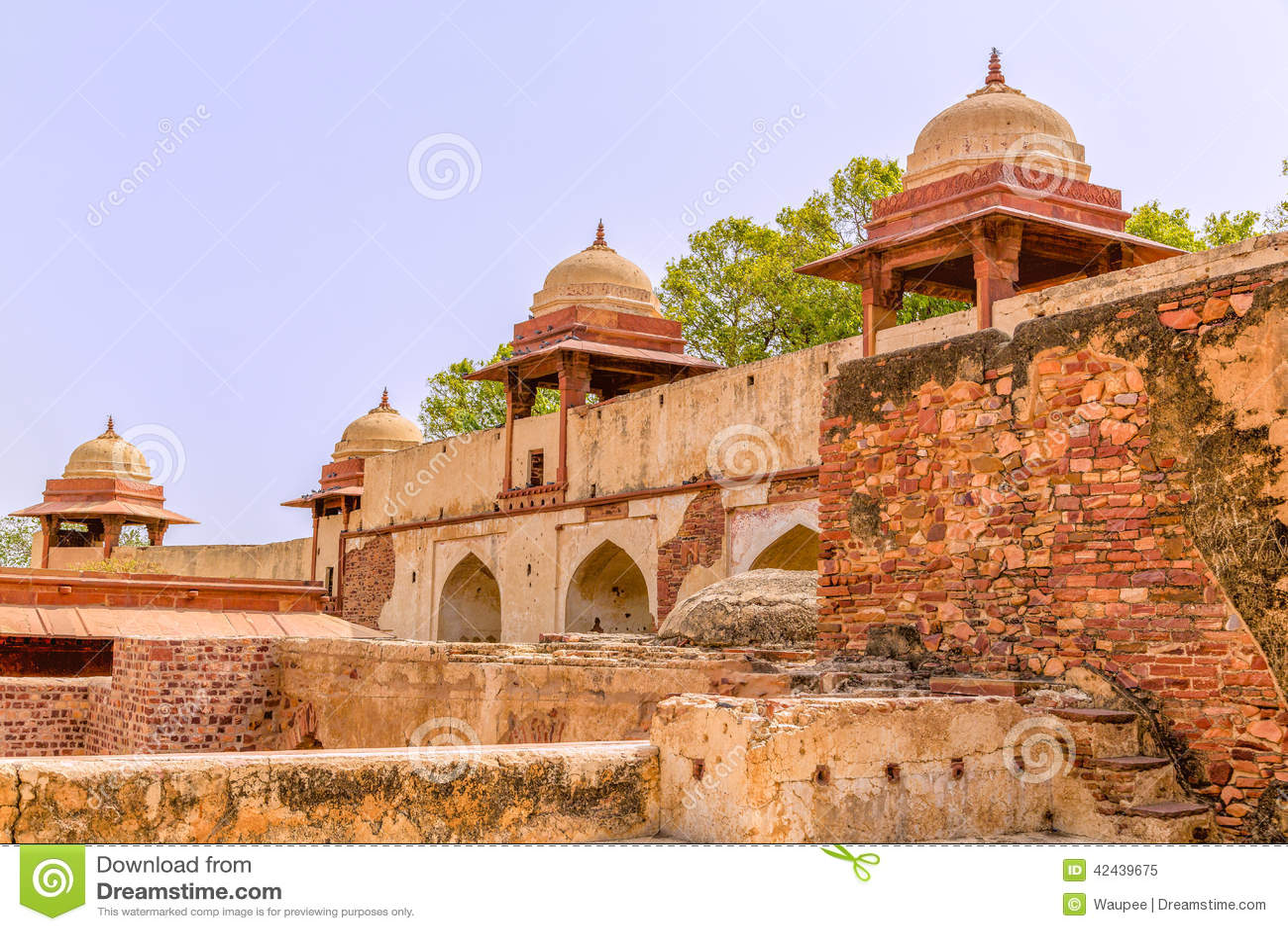 Fuerte de Fatehpur Sikri