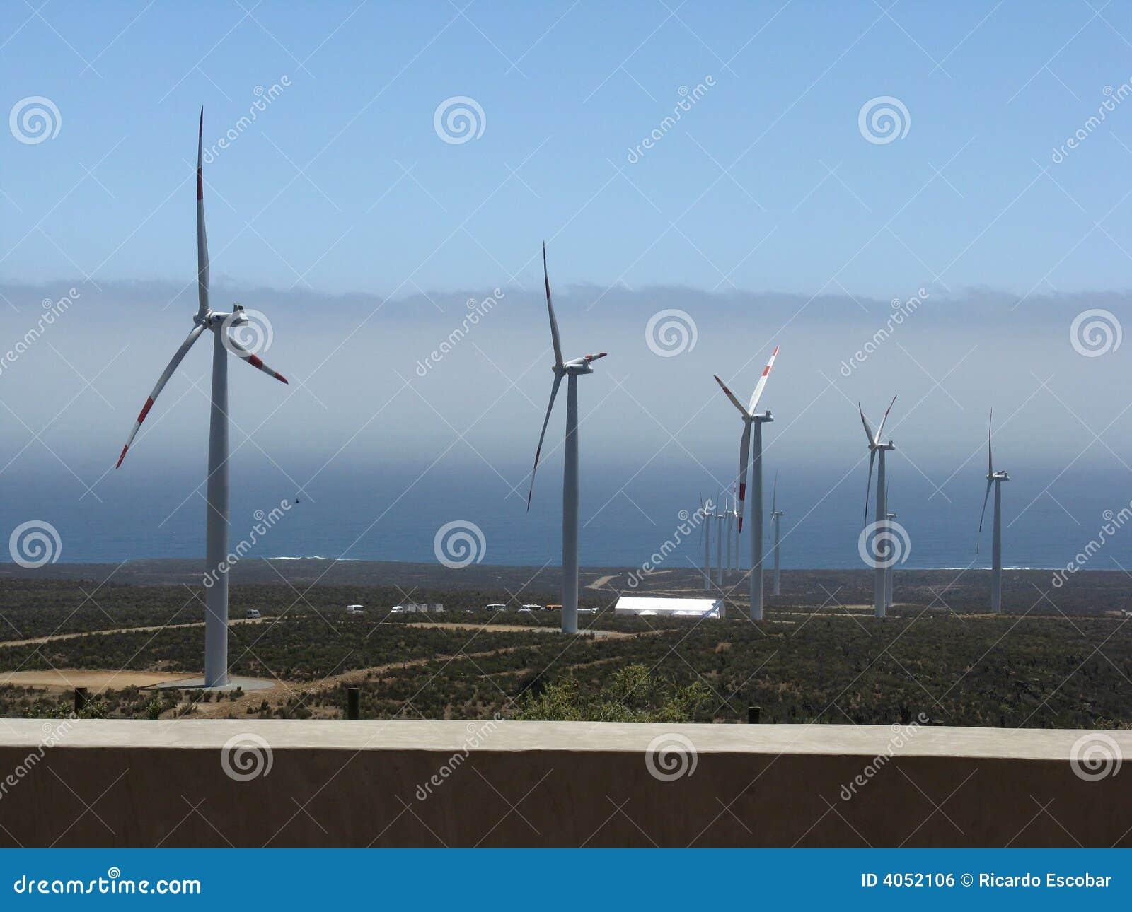 Fuerte viento