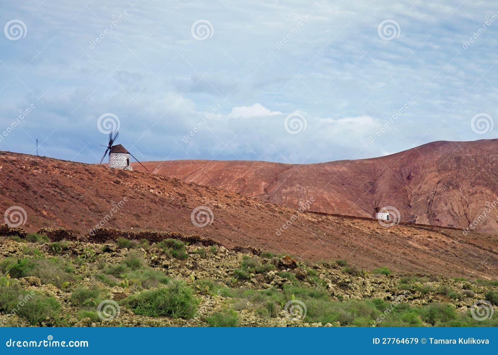 Fuerteventura intérieur