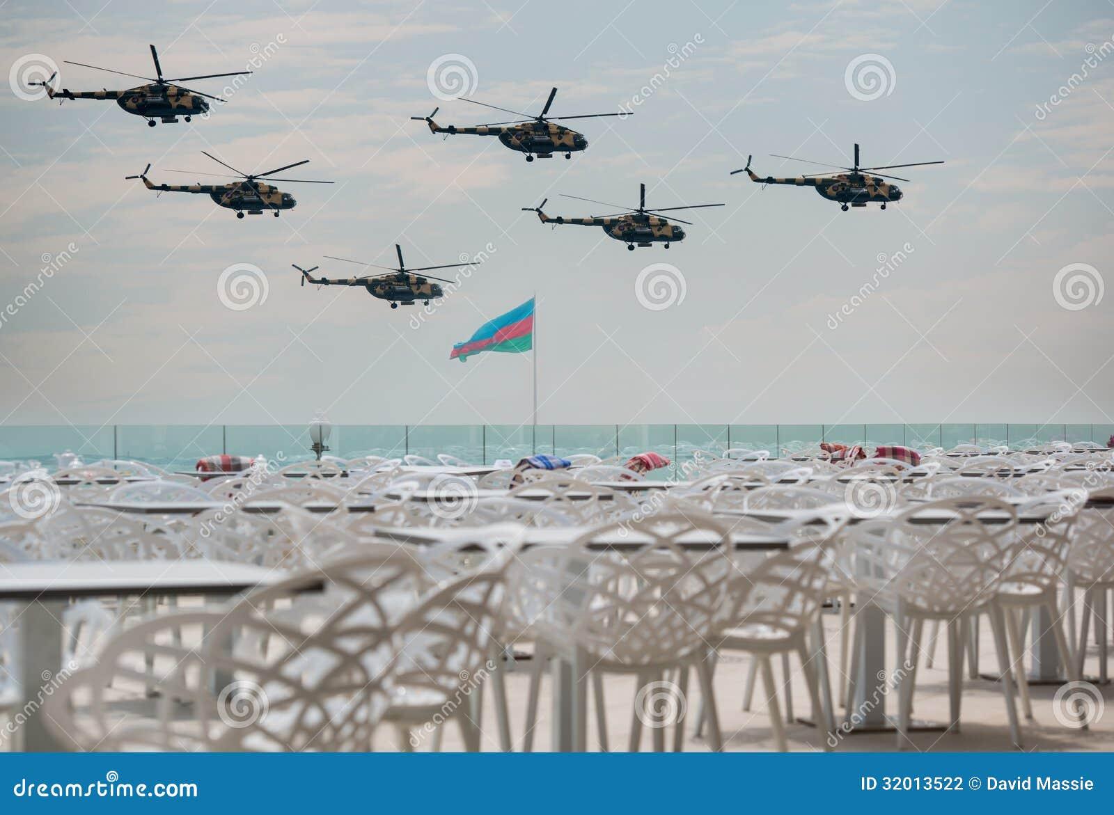 Fuerza aérea de Azerbaijan