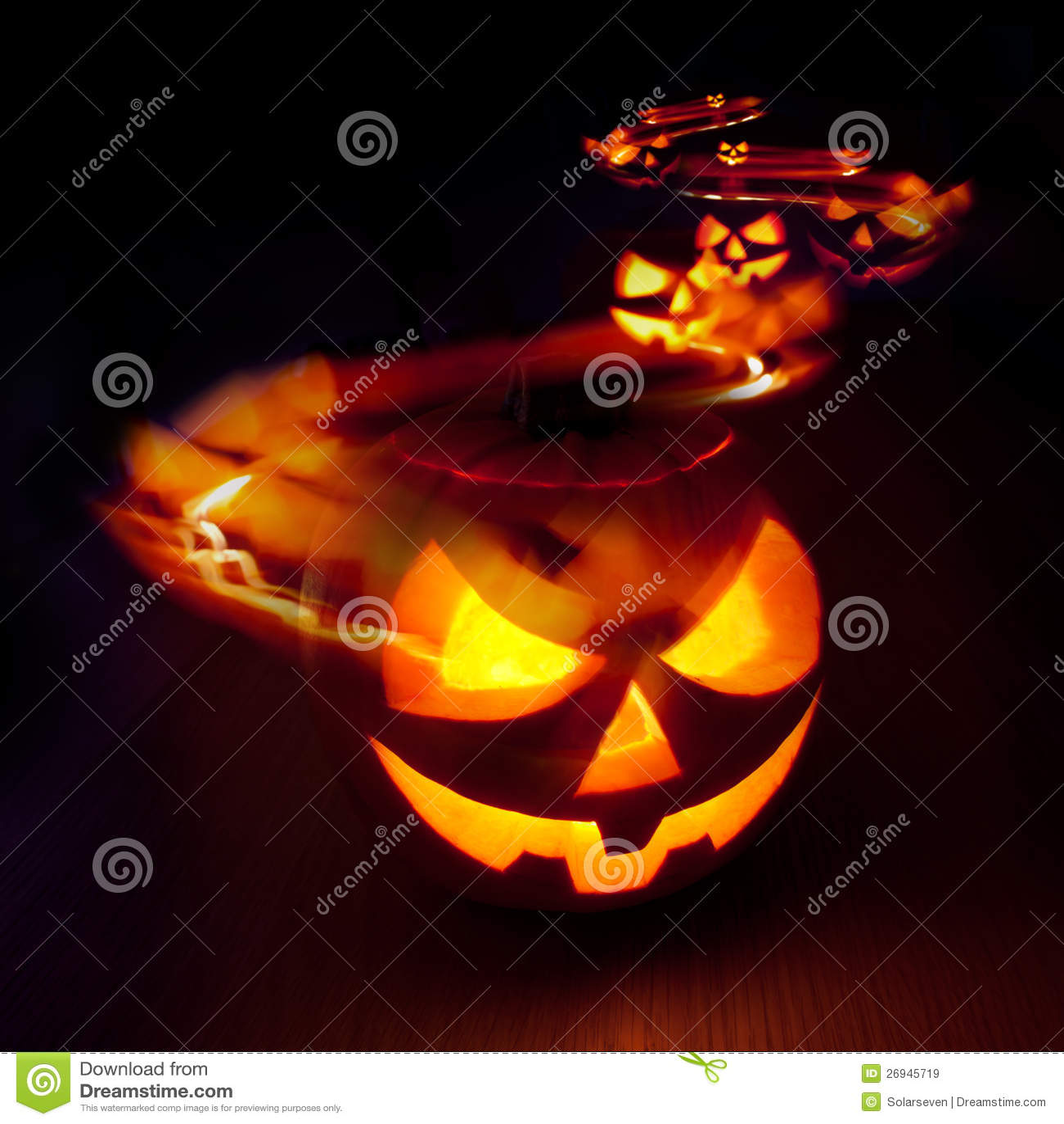 Fugas de Halloween