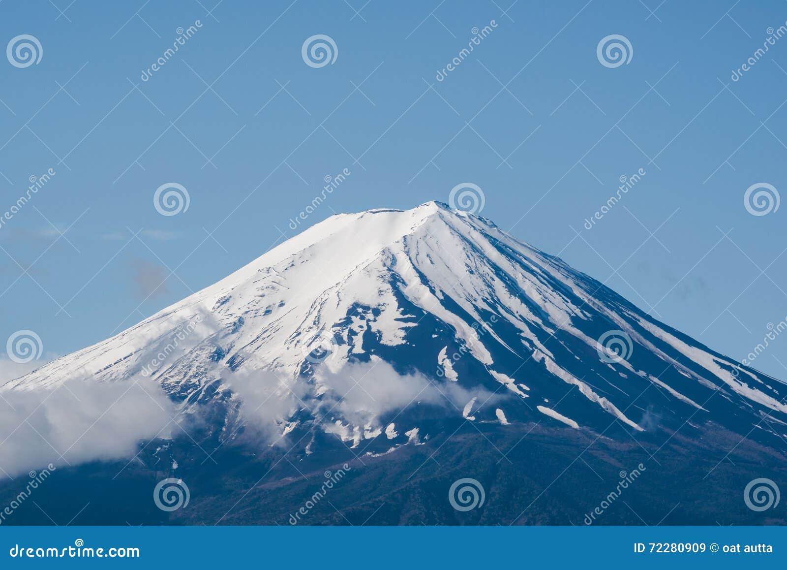 Download Fuji mt стоковое изображение. изображение насчитывающей desktop - 72280909